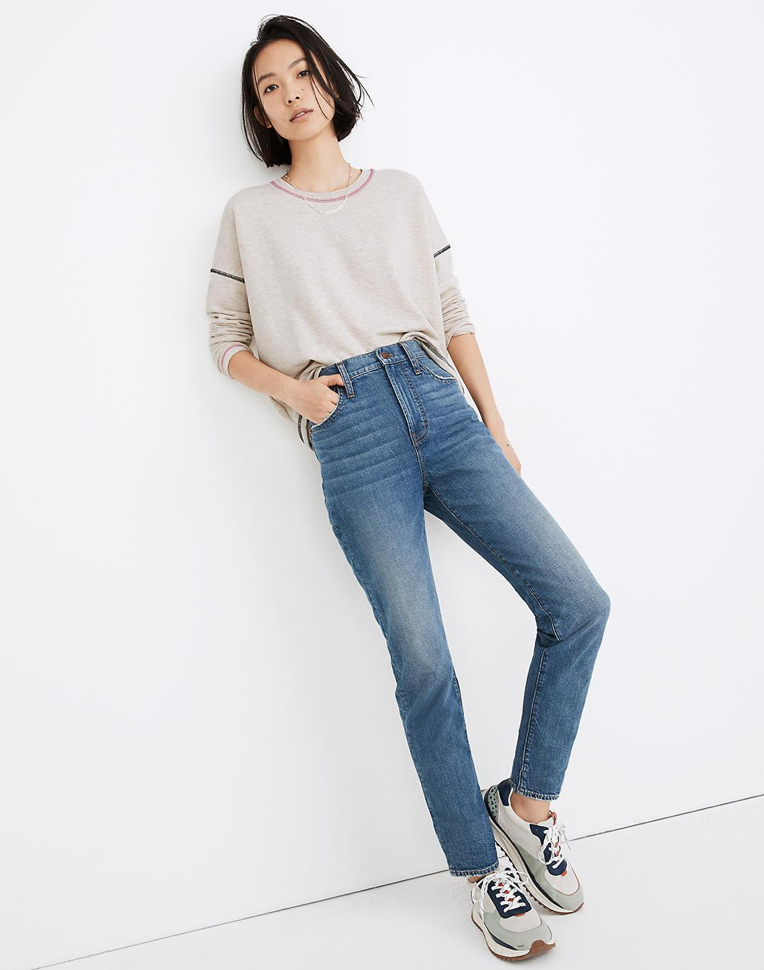 The Perfect Vintage Full-Length Jean in Sanderson Wash