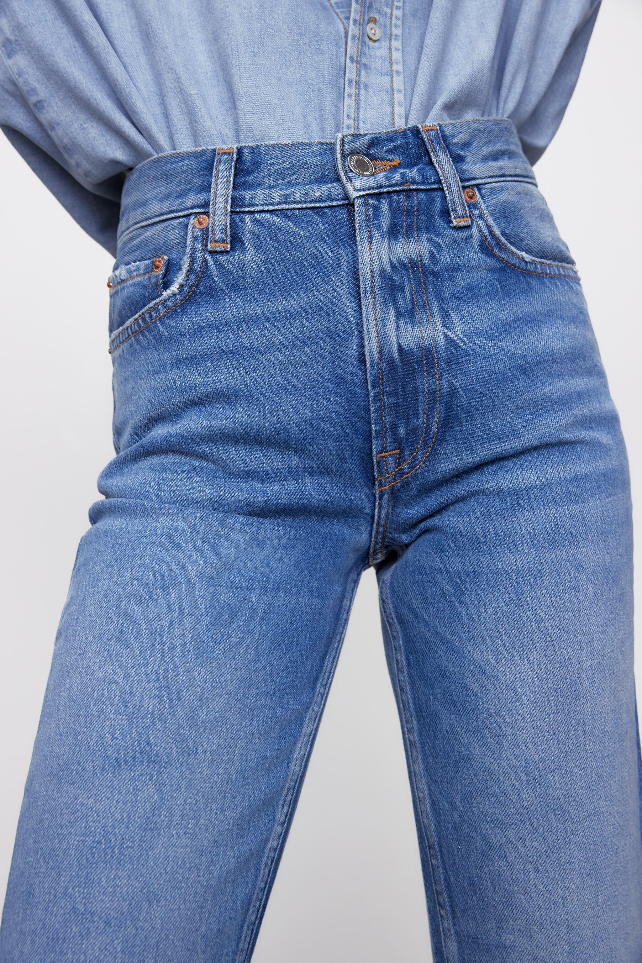 ZW THE ZIA FLARE JEANS 3