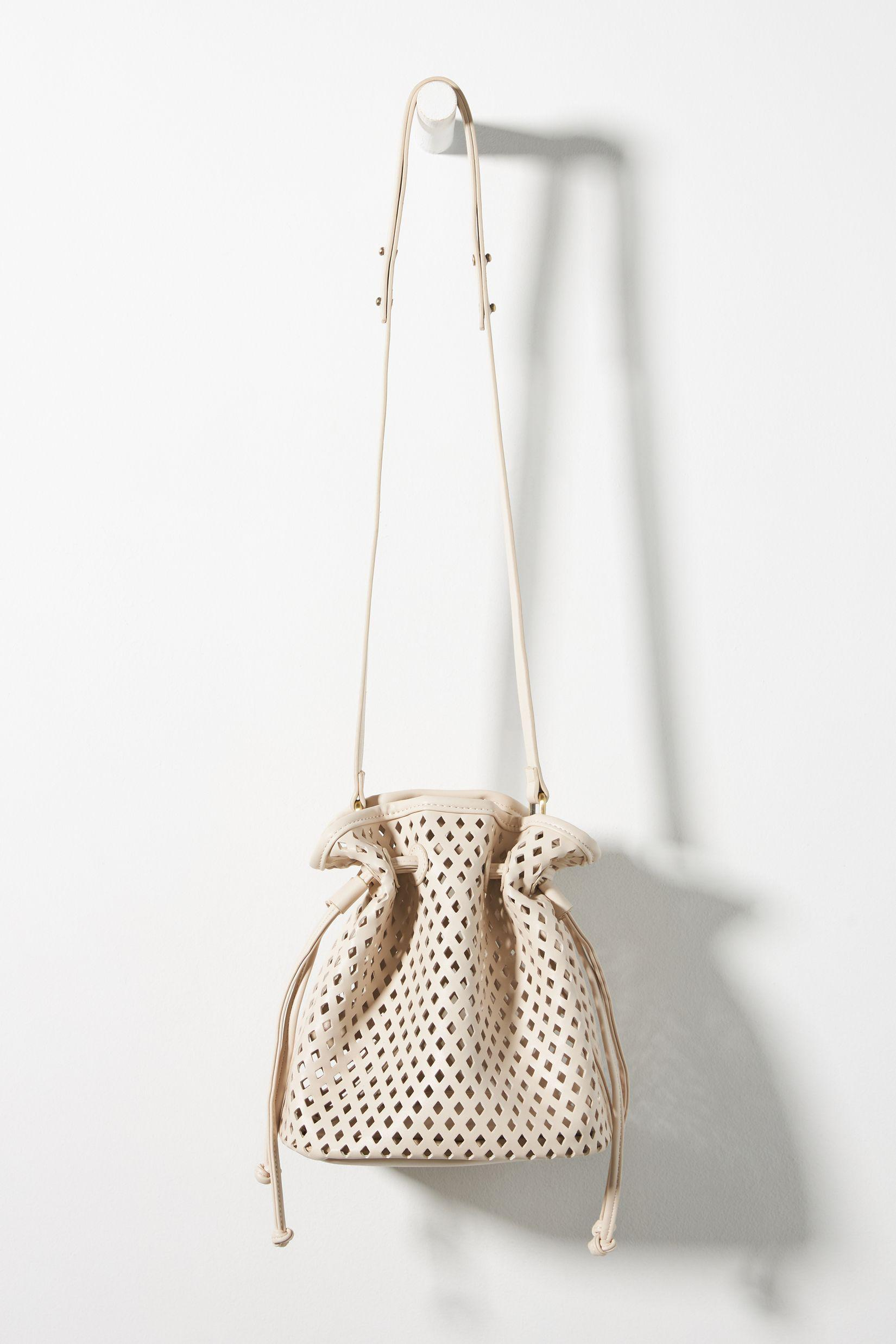 Perforated Bucket Bag 1