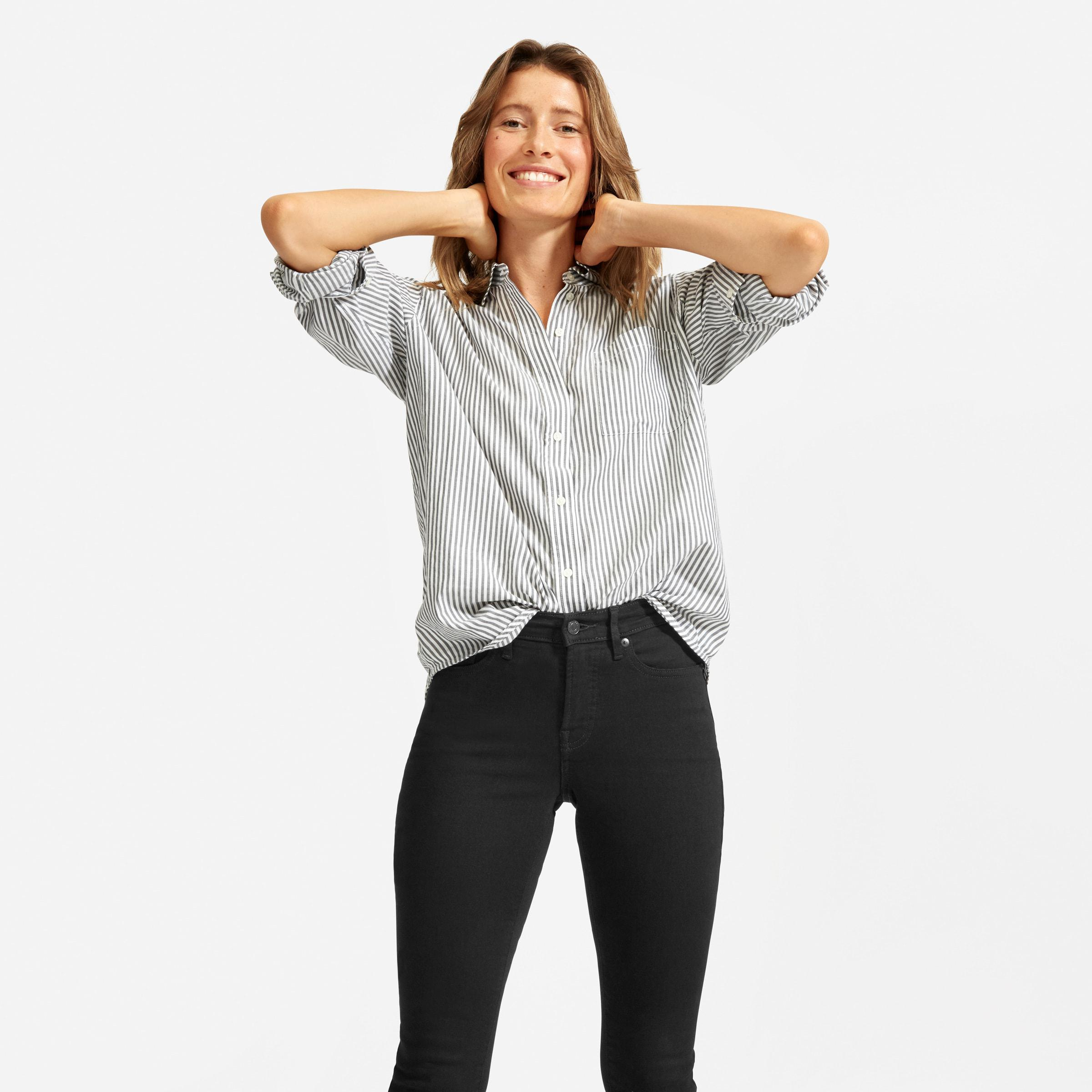 The Authentic Stretch Mid-Rise Skinny 1
