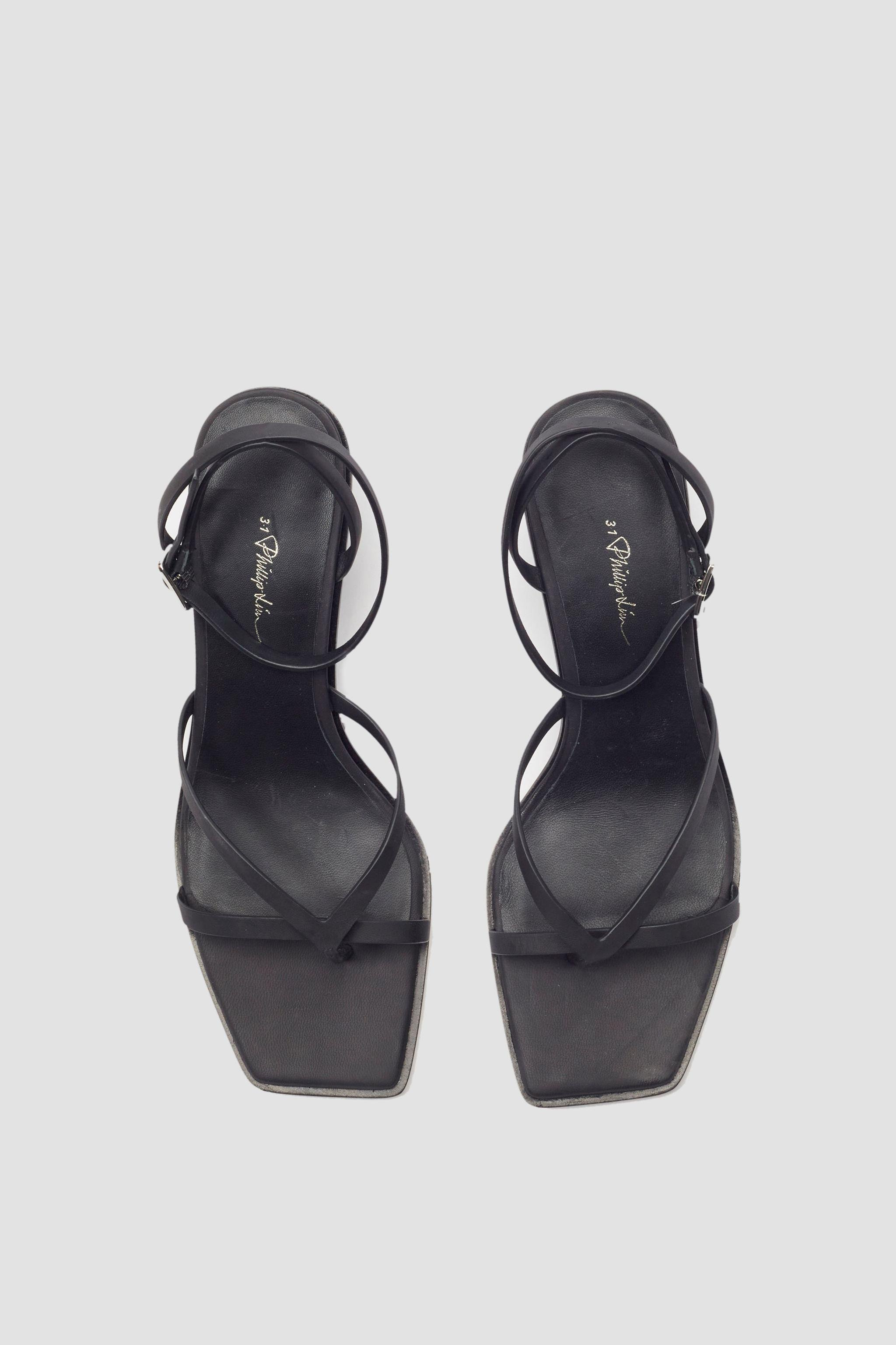 Laura Ankle Wrap Wedge Sandal 3