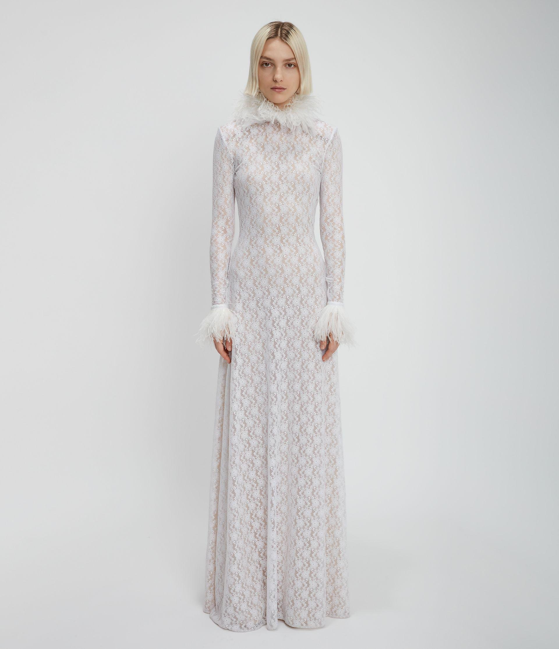 Christopher Kane Bridal: Lace Gown