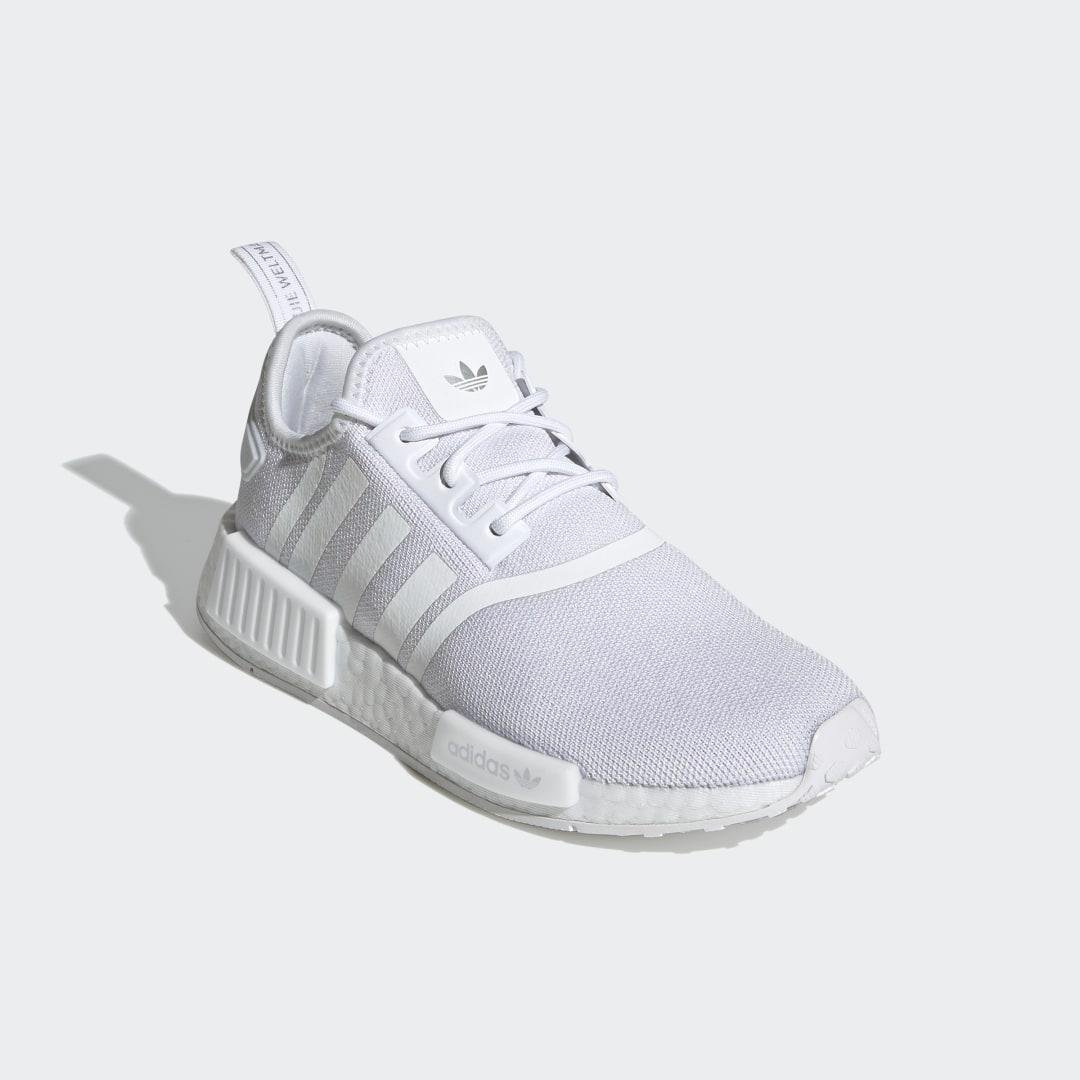 NMD_R1 Primeblue Shoes White 5