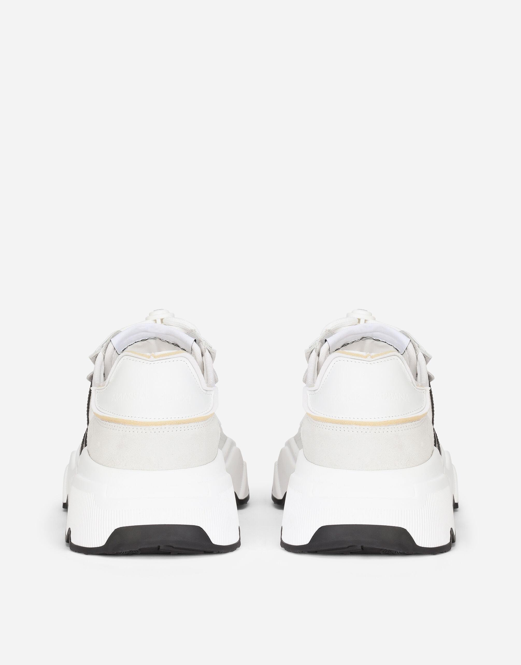 Mixed-materials Daymaster sneakers 2