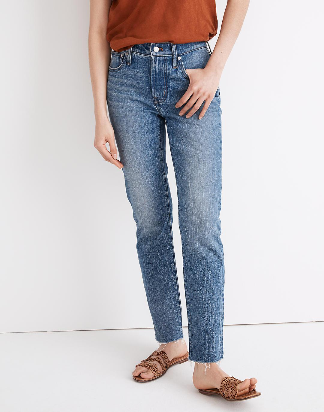 The Tall Mid-Rise Perfect Vintage Jean in Enmore Wash