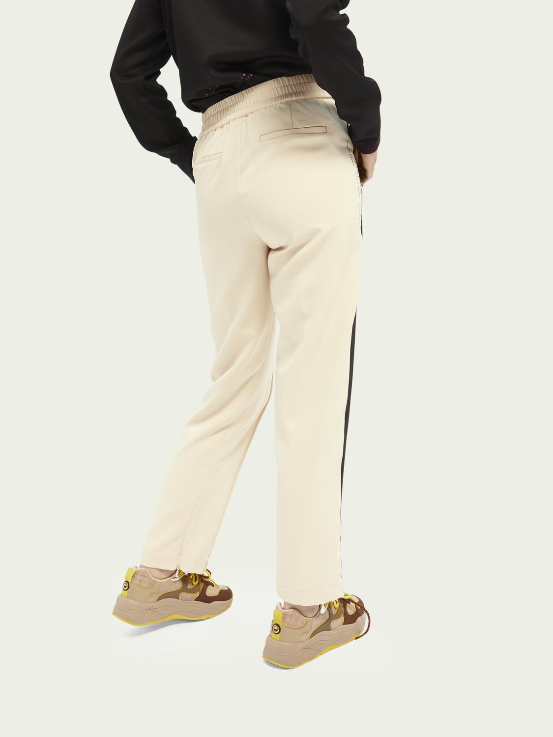 Woven sporty trousers 2