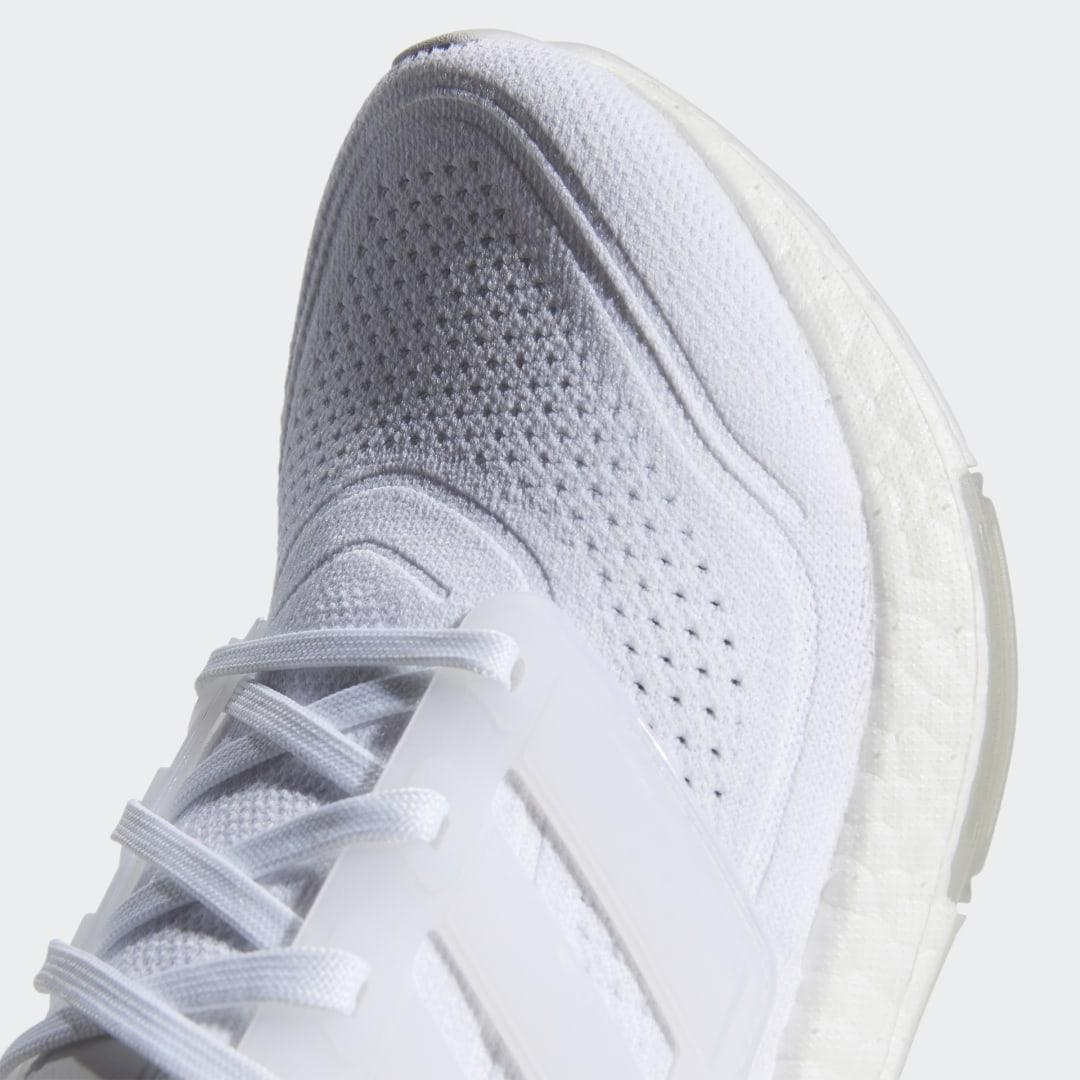 Ultraboost 21 Shoes Cloud White 4
