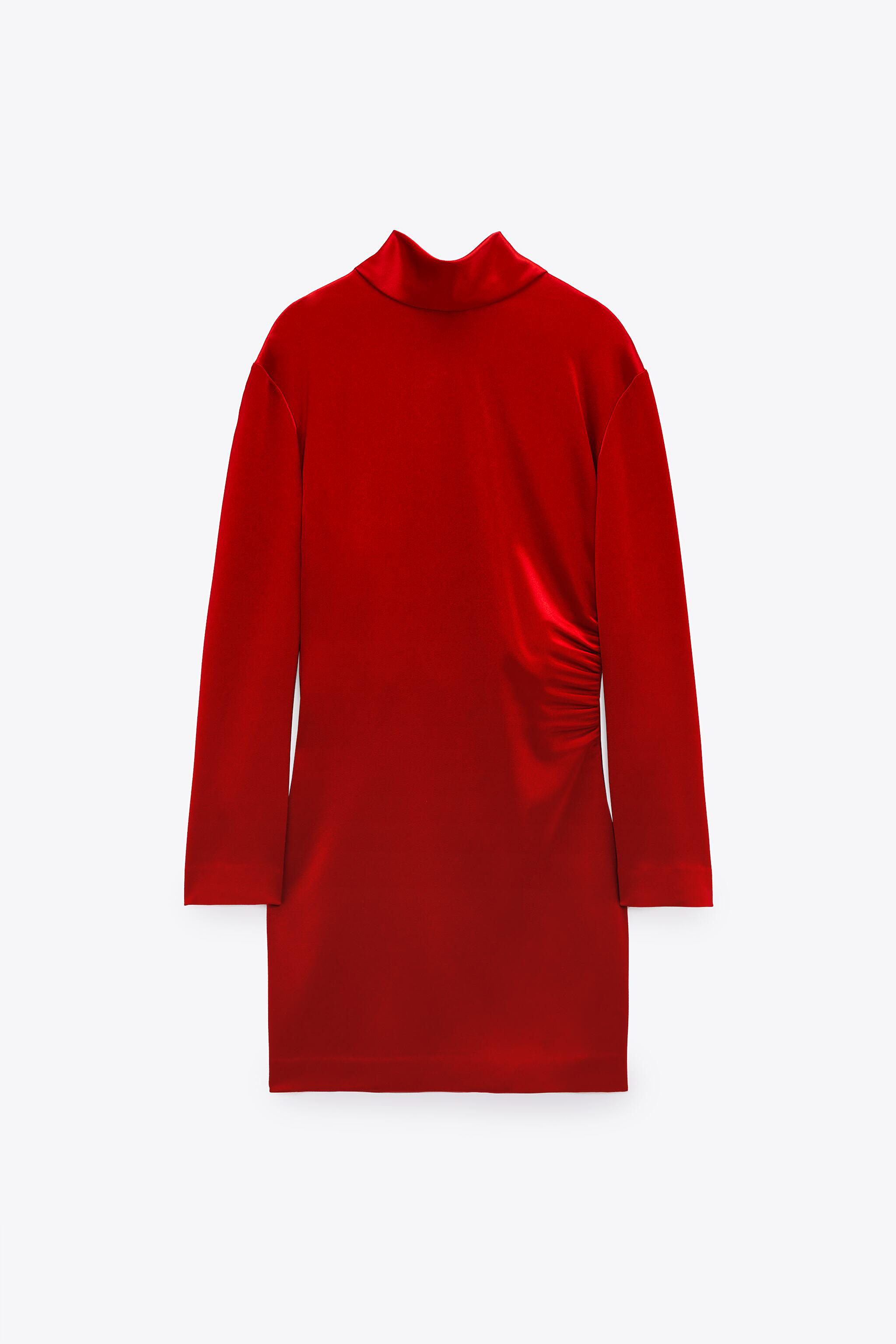 RUCHED MINI DRESS LIMITED EDITION 1