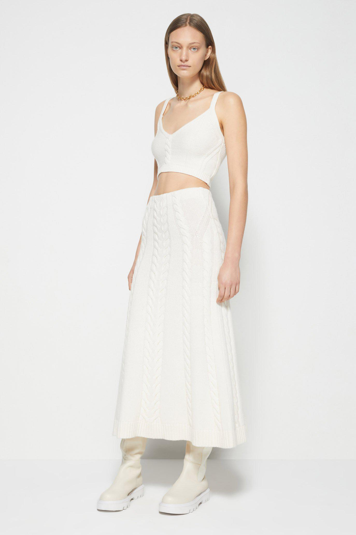 Jovie Cable Skirt
