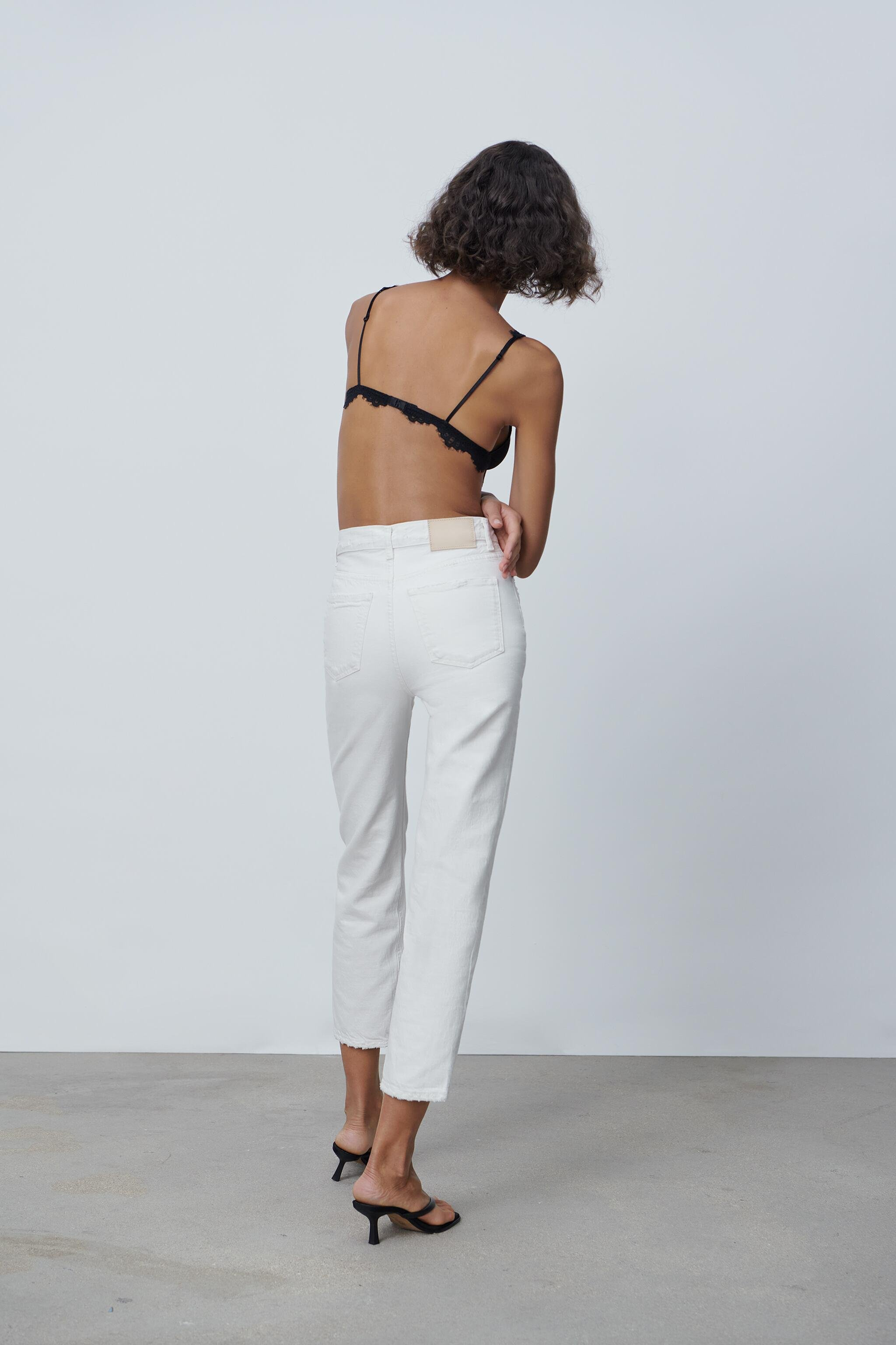 ZW THE BLISS STRAIGHT JEANS 6