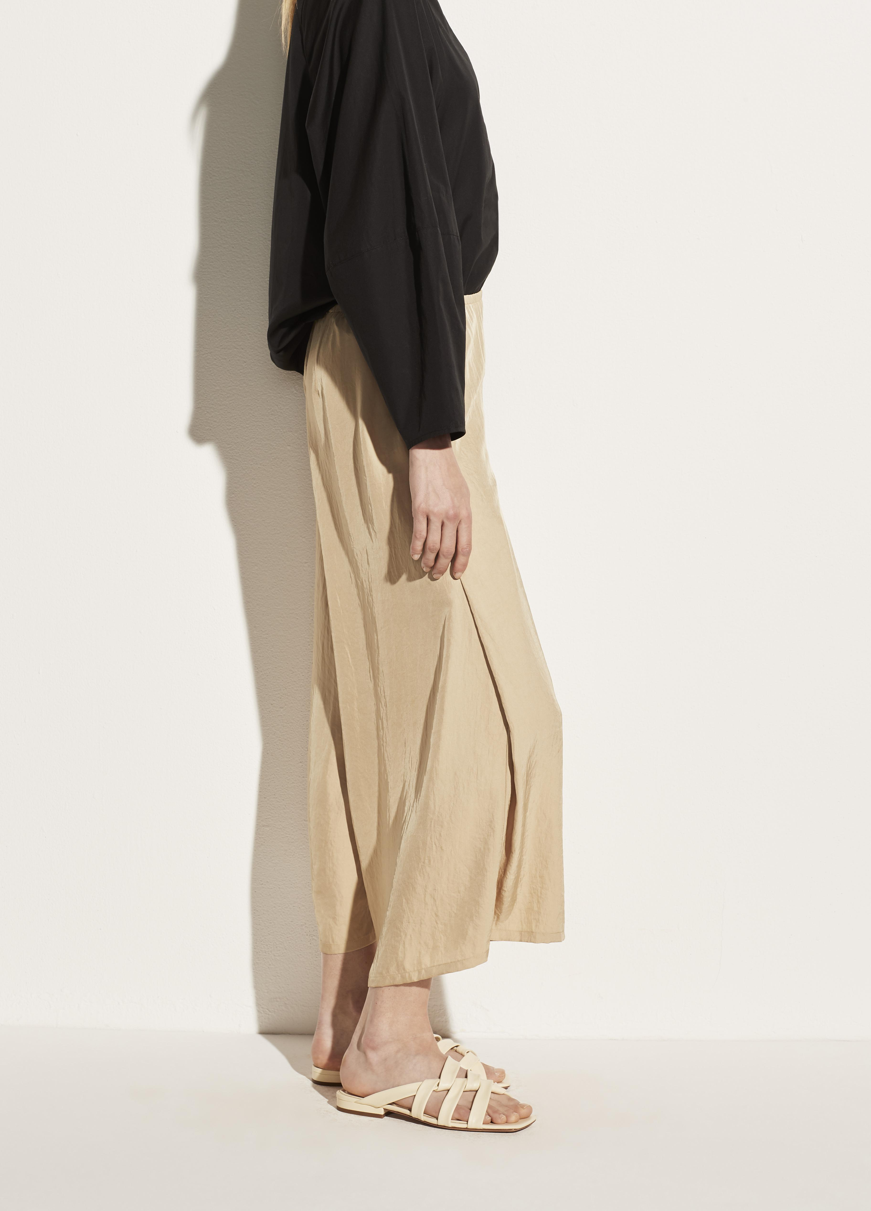 Drapey Pull On Culotte 2