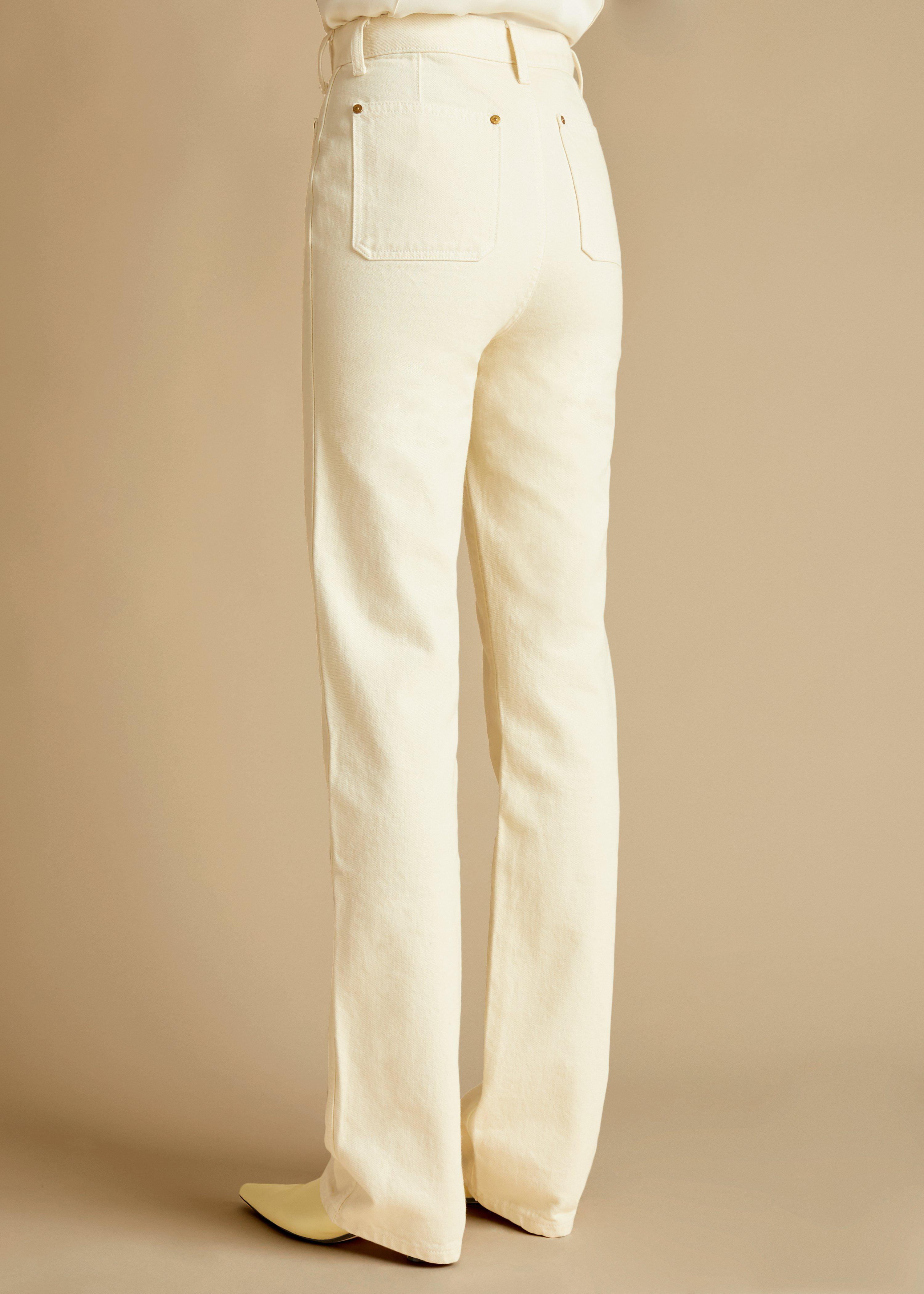 The Isabella Jean in Ivory 2