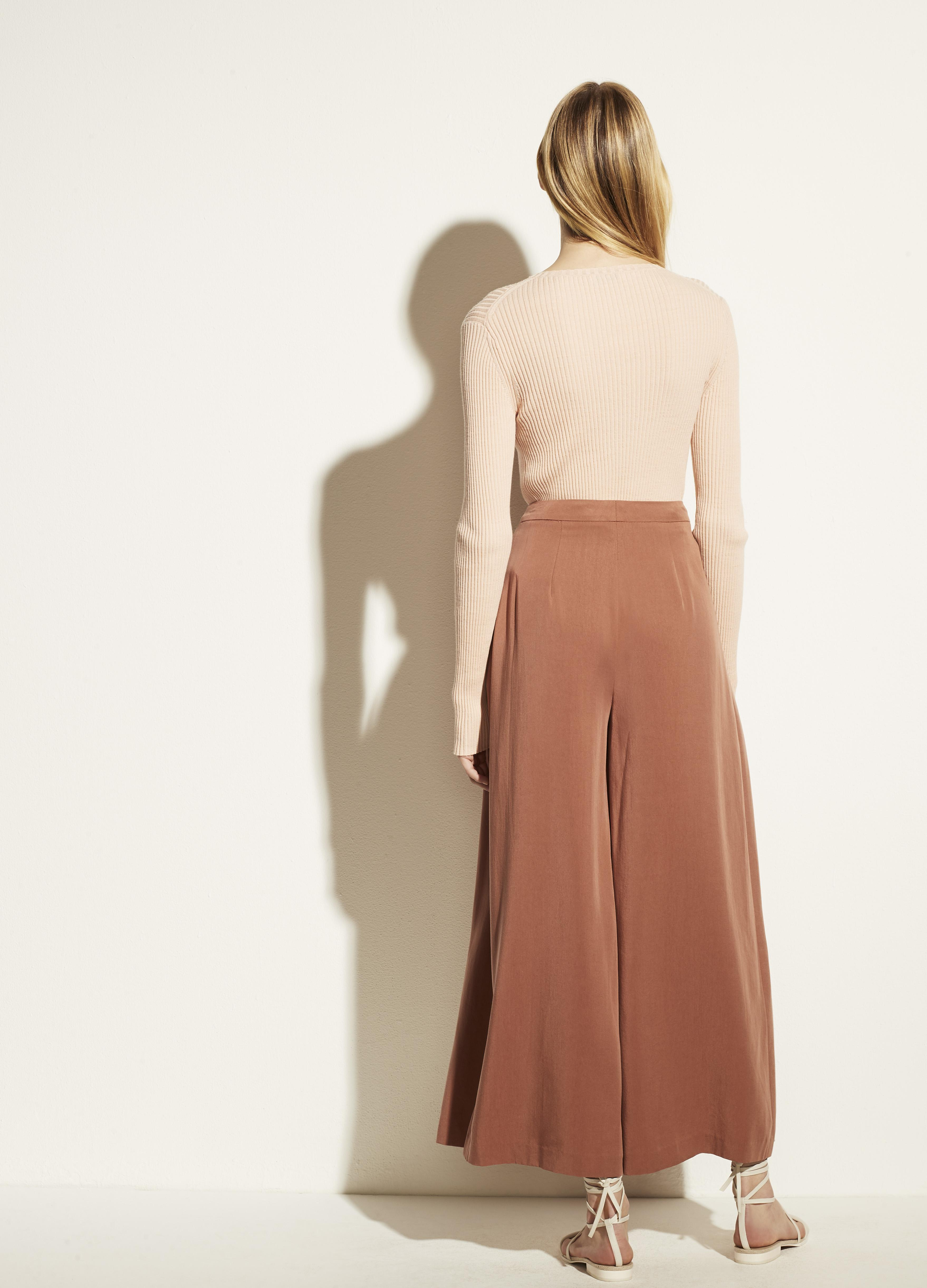 Pleated Culotte 3
