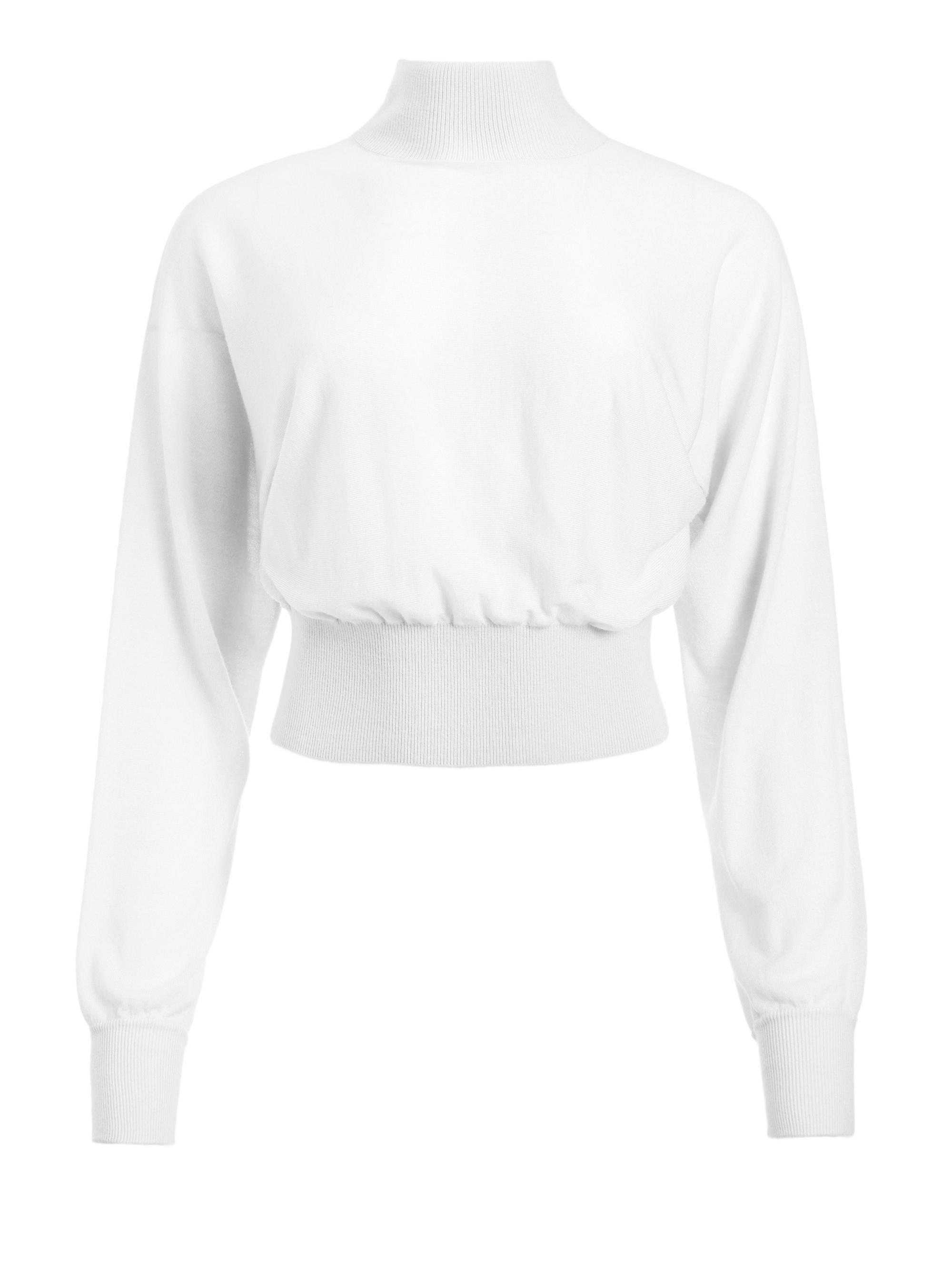 DIA CROPPED SWEATER 5