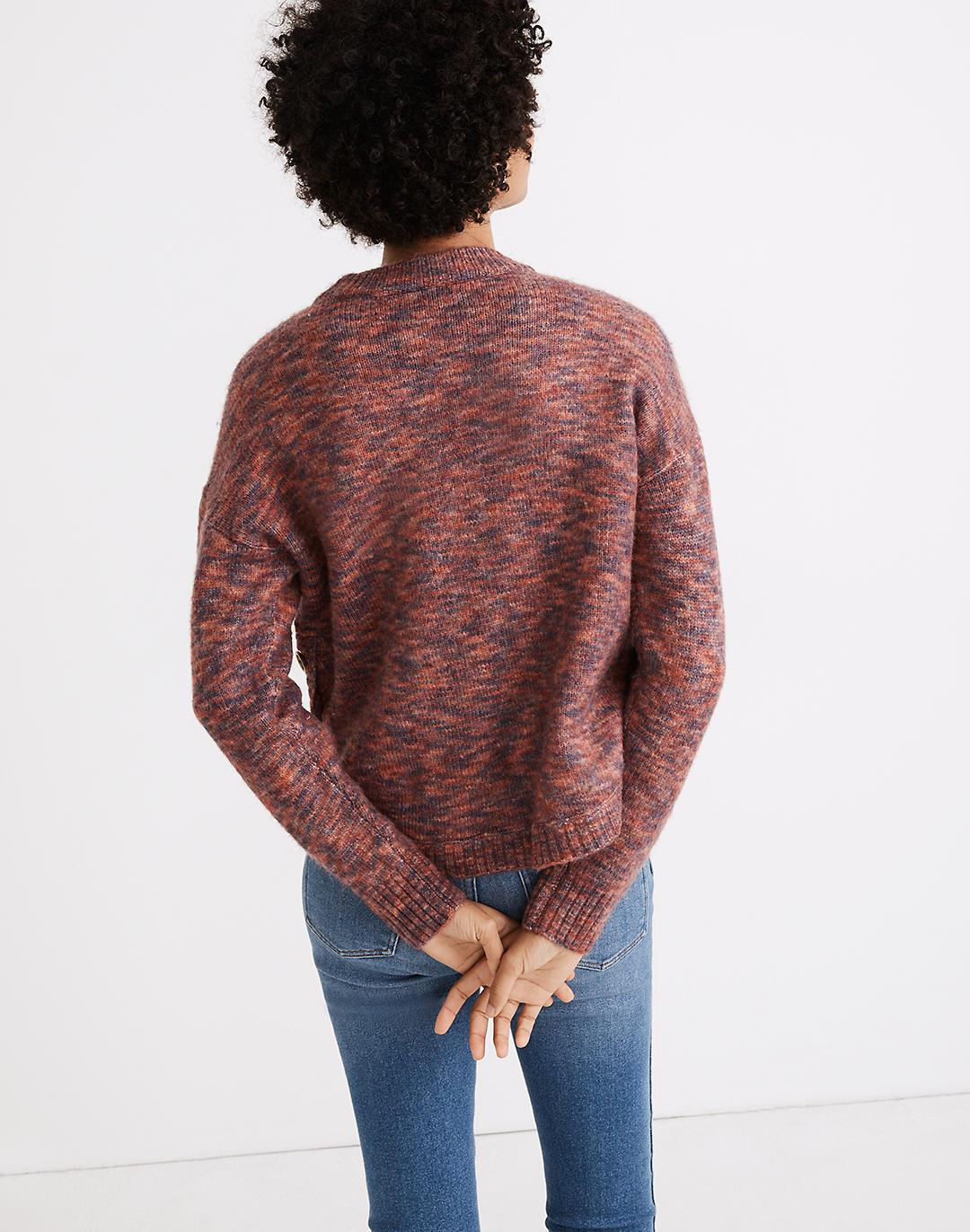 Space-Dyed Birchmont Side-Button Pullover Sweater 1