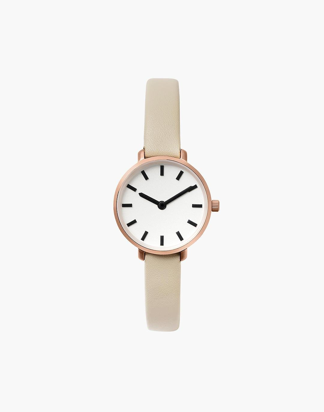 Breda Gold-Plated Beverly Watch