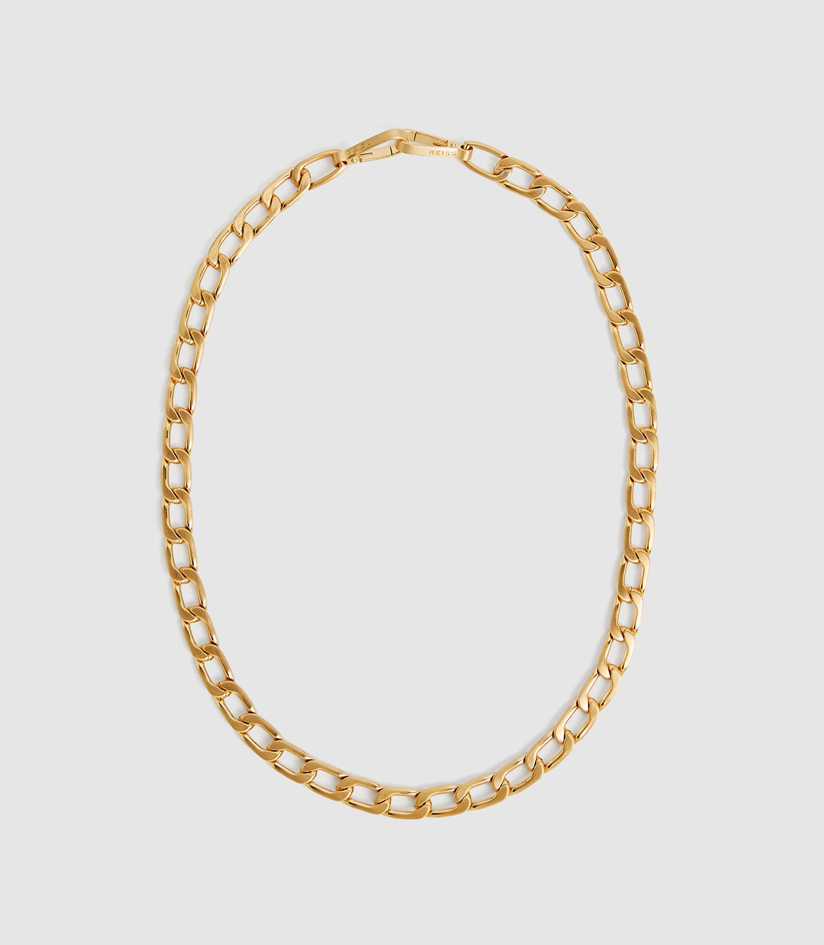 LEXI - GOLD PLATED WRAP NECKLACE & BELT
