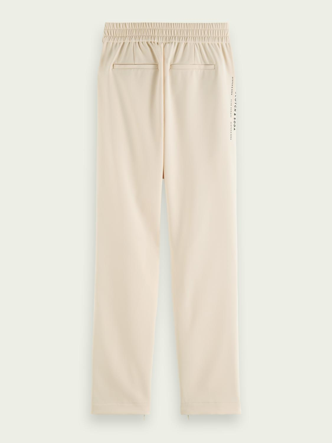 Woven sporty trousers 6