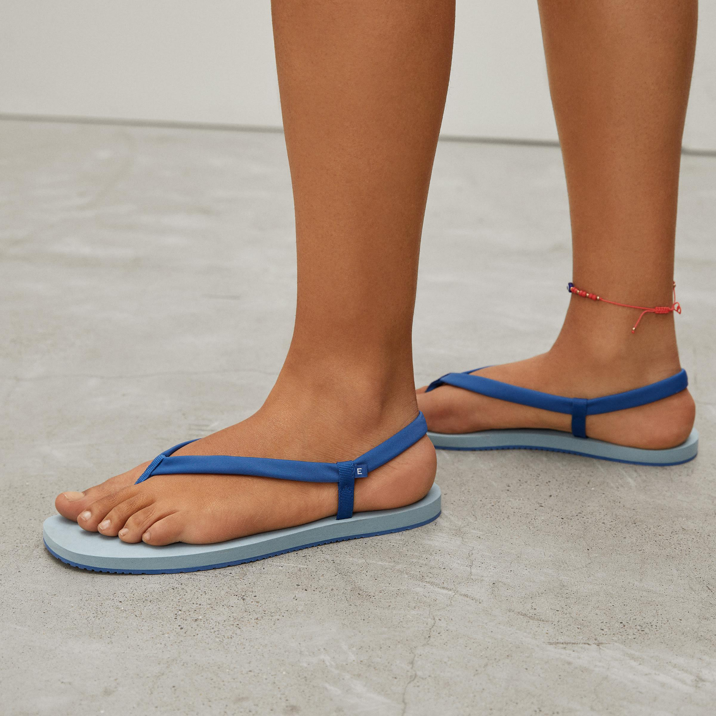 The ReNew Strappy Sandal 4