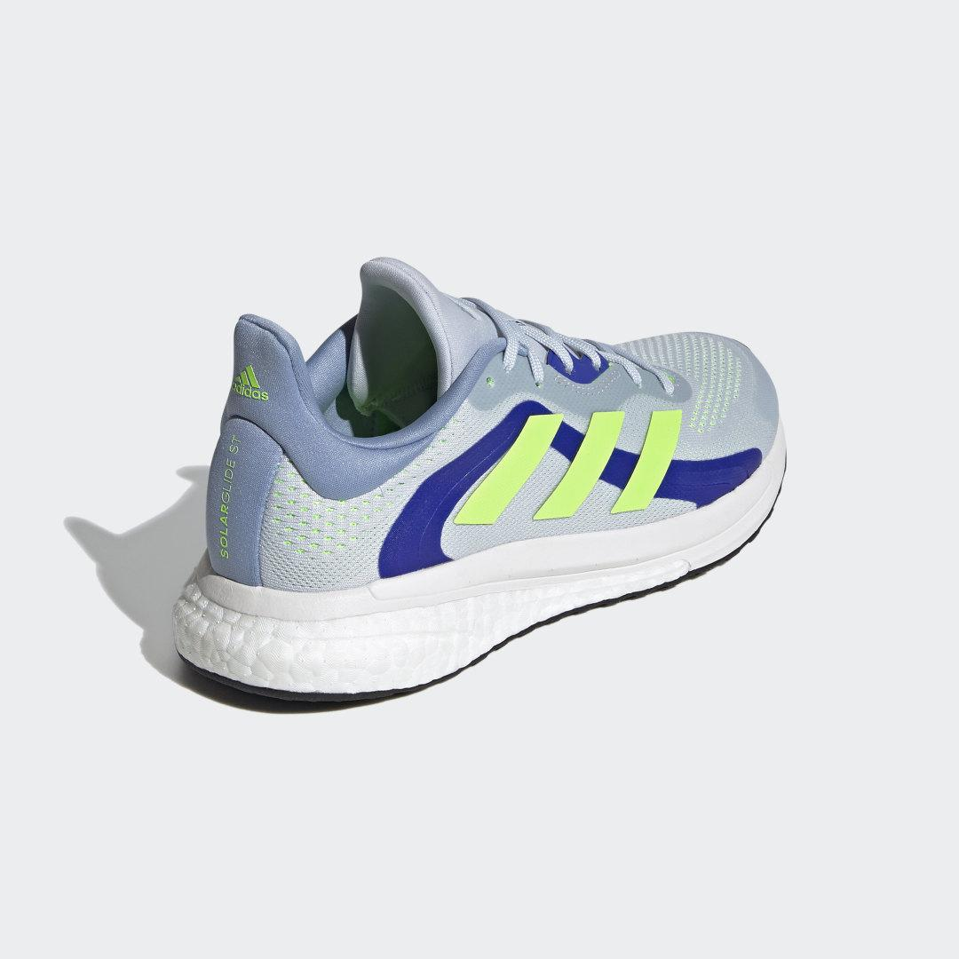 SolarGlide 4 ST Shoes Halo Blue