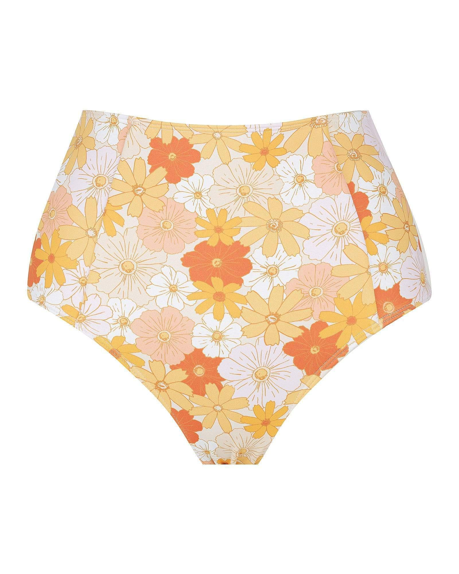 Marty High Waisted Brief