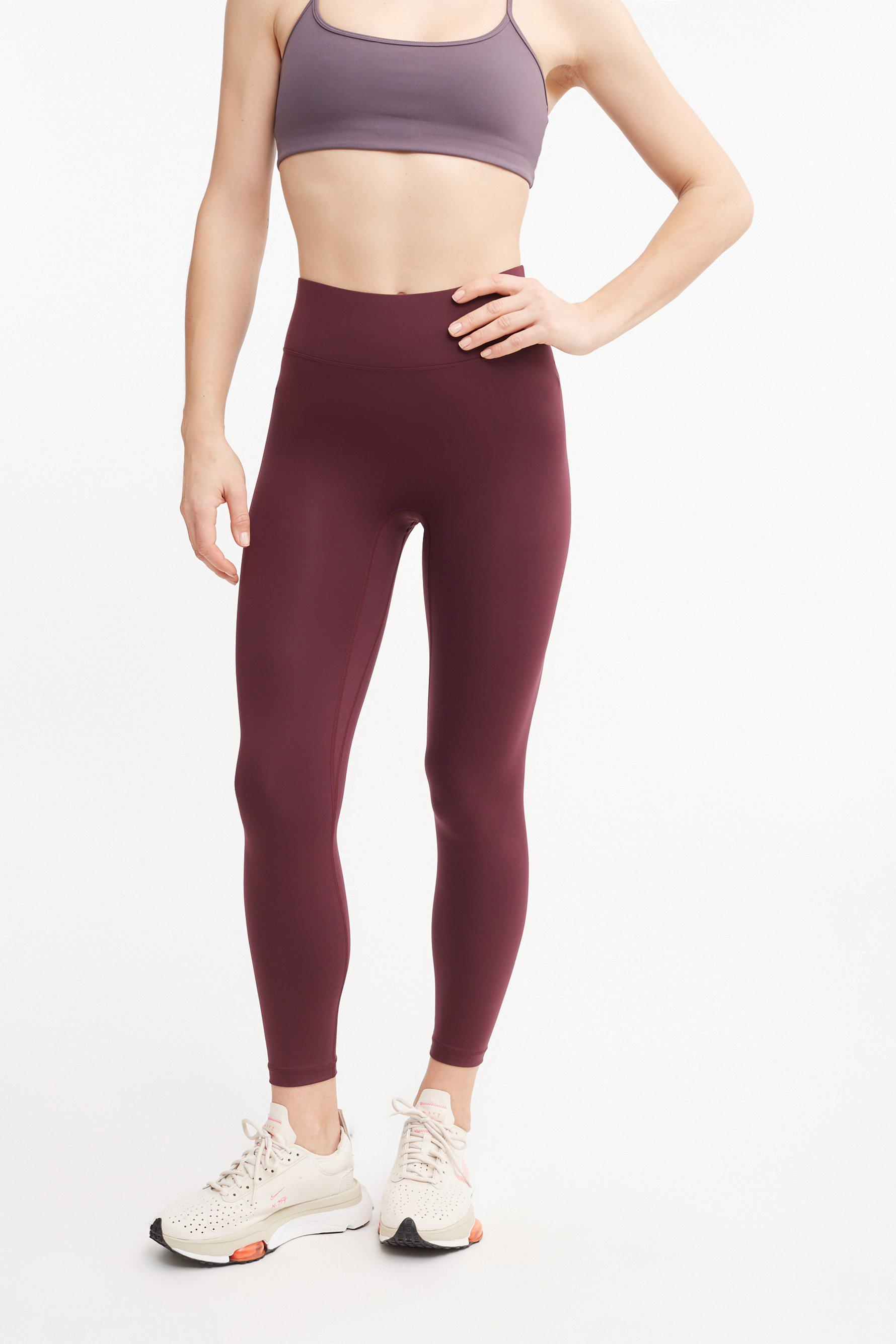 High Waisted Center Stage Legging