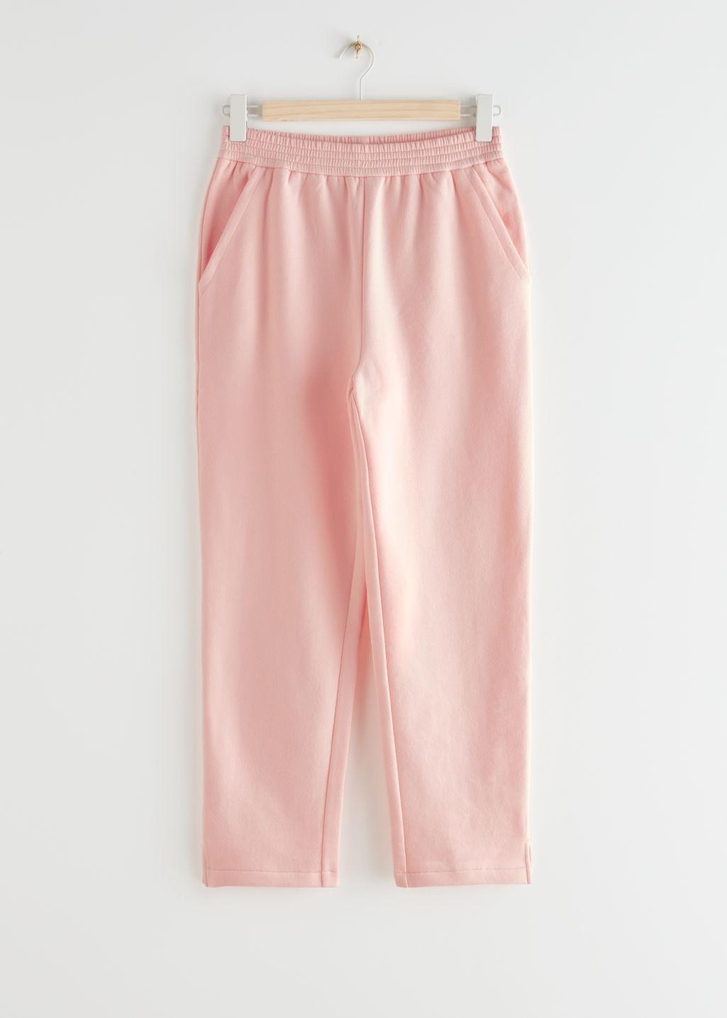 Soft Cotton Lounge Trousers
