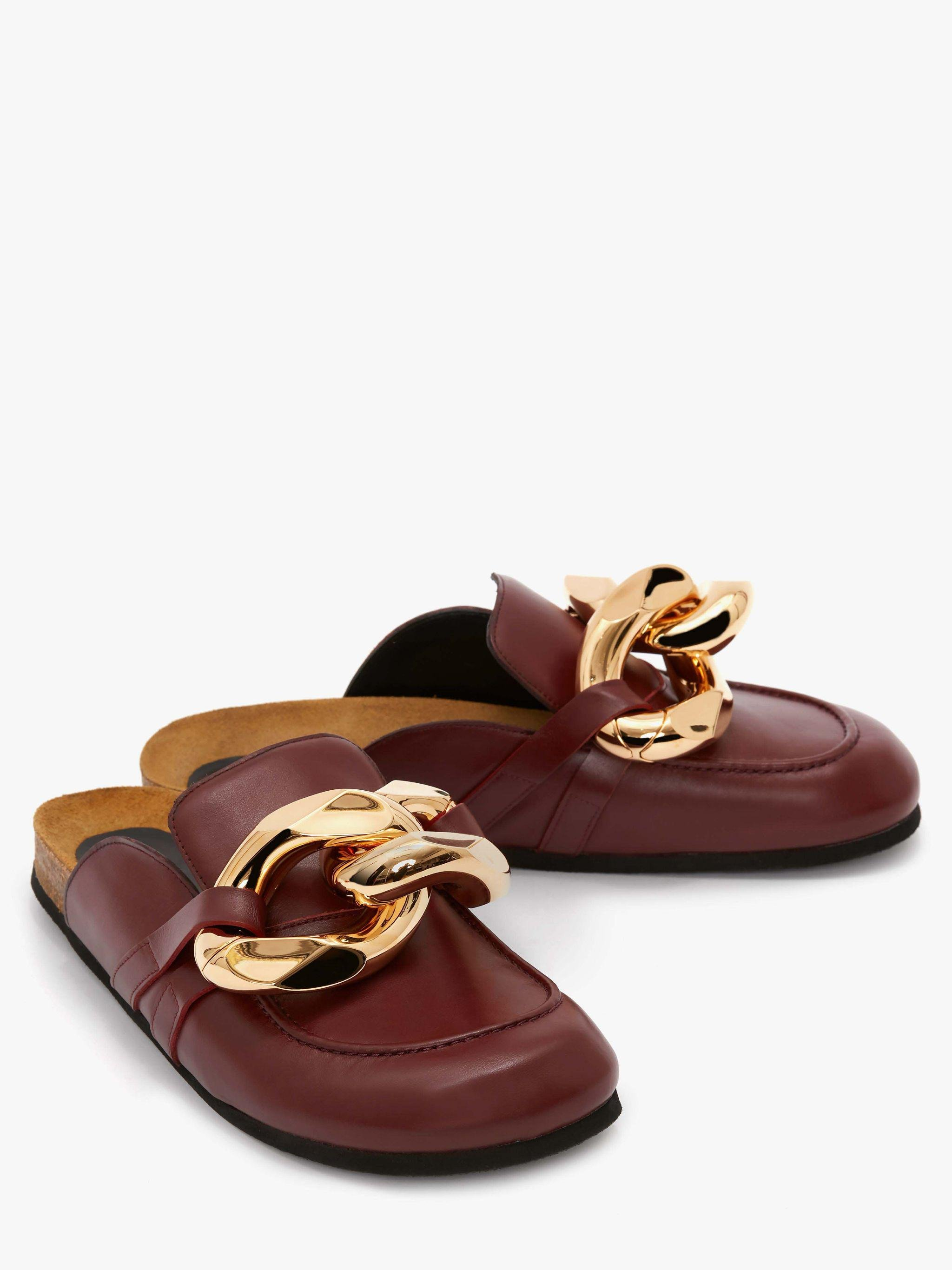 WOMEN'S CHAIN LOAFER 1