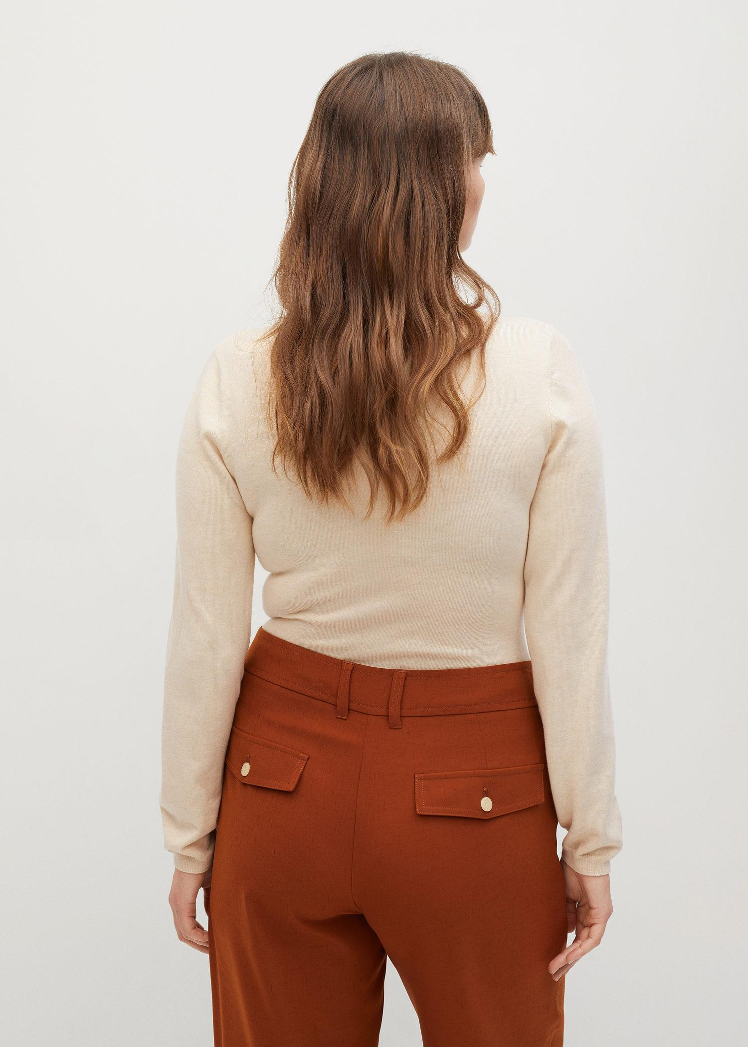 Long-sleeved knitted body 2