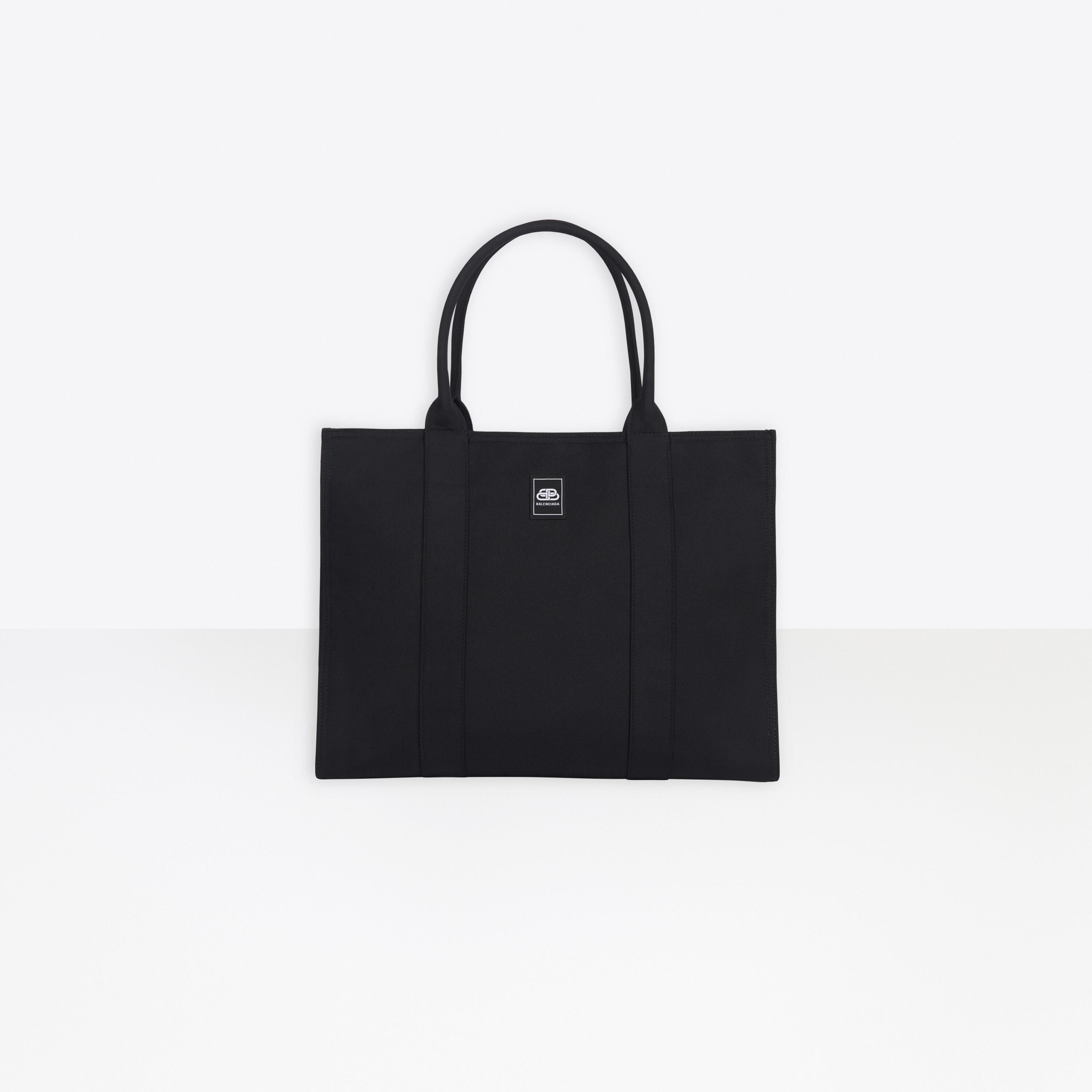 Trade Large East-West Tote Bag