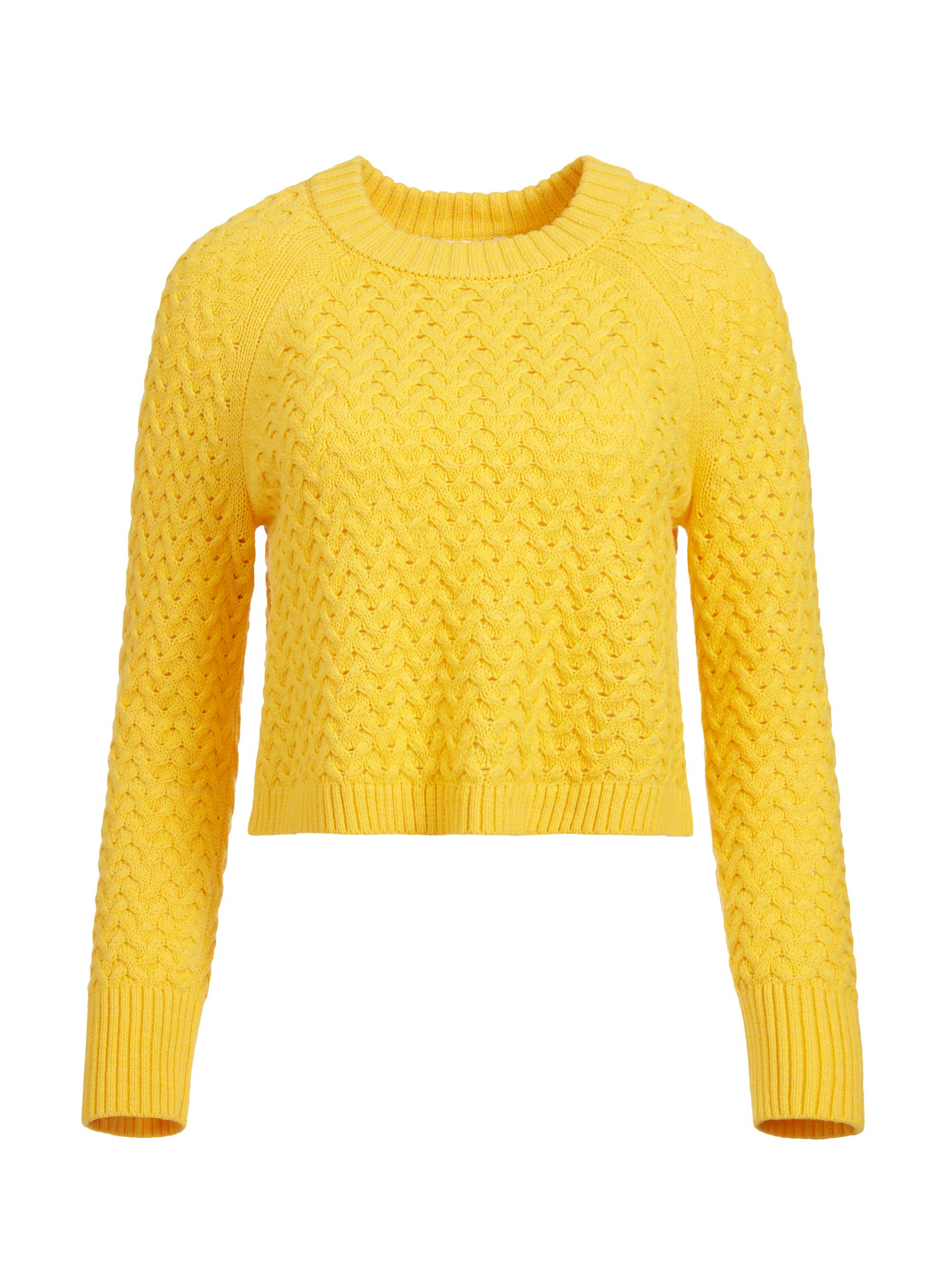 LETA CROPPED PULLOVER 7