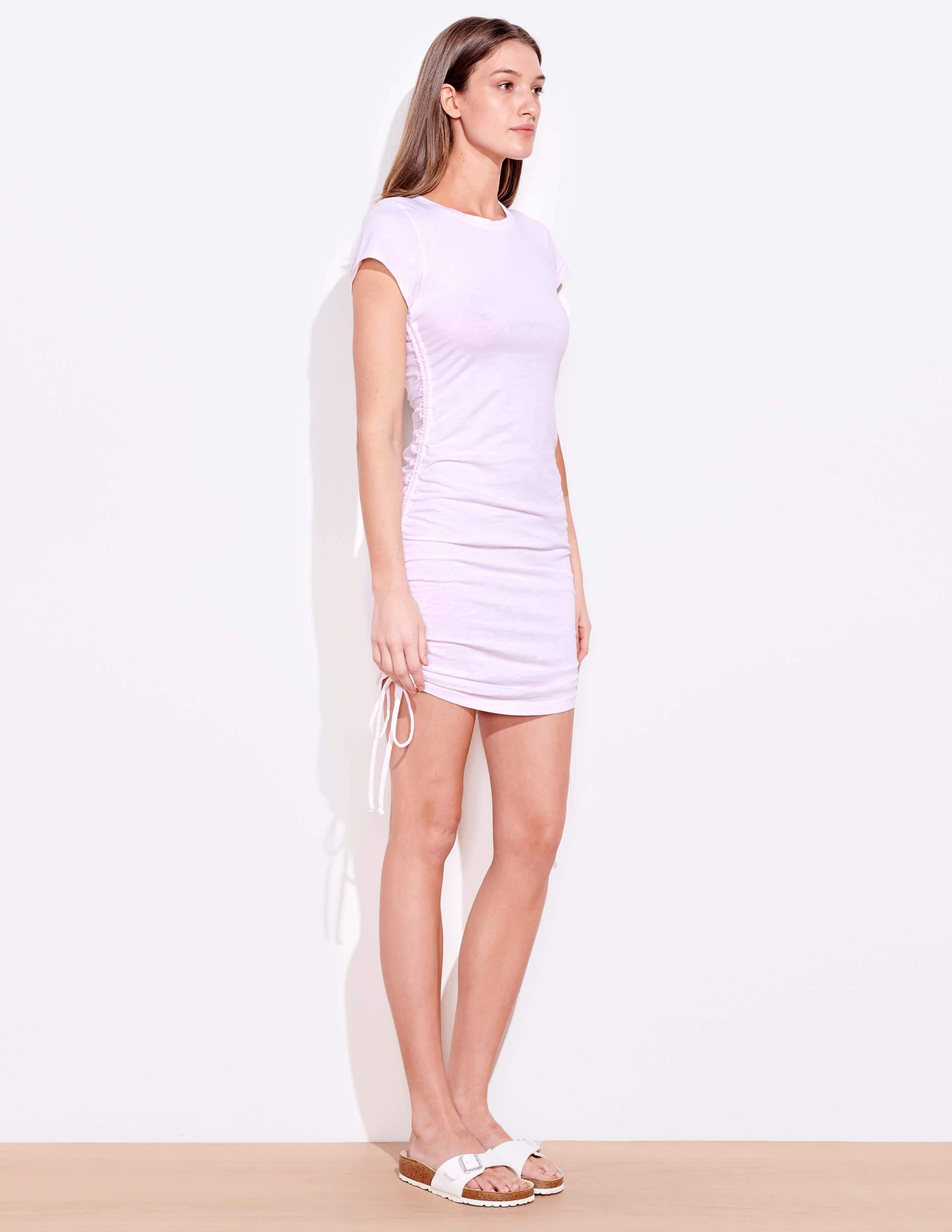 Short Sleeve Cinched Dress 2