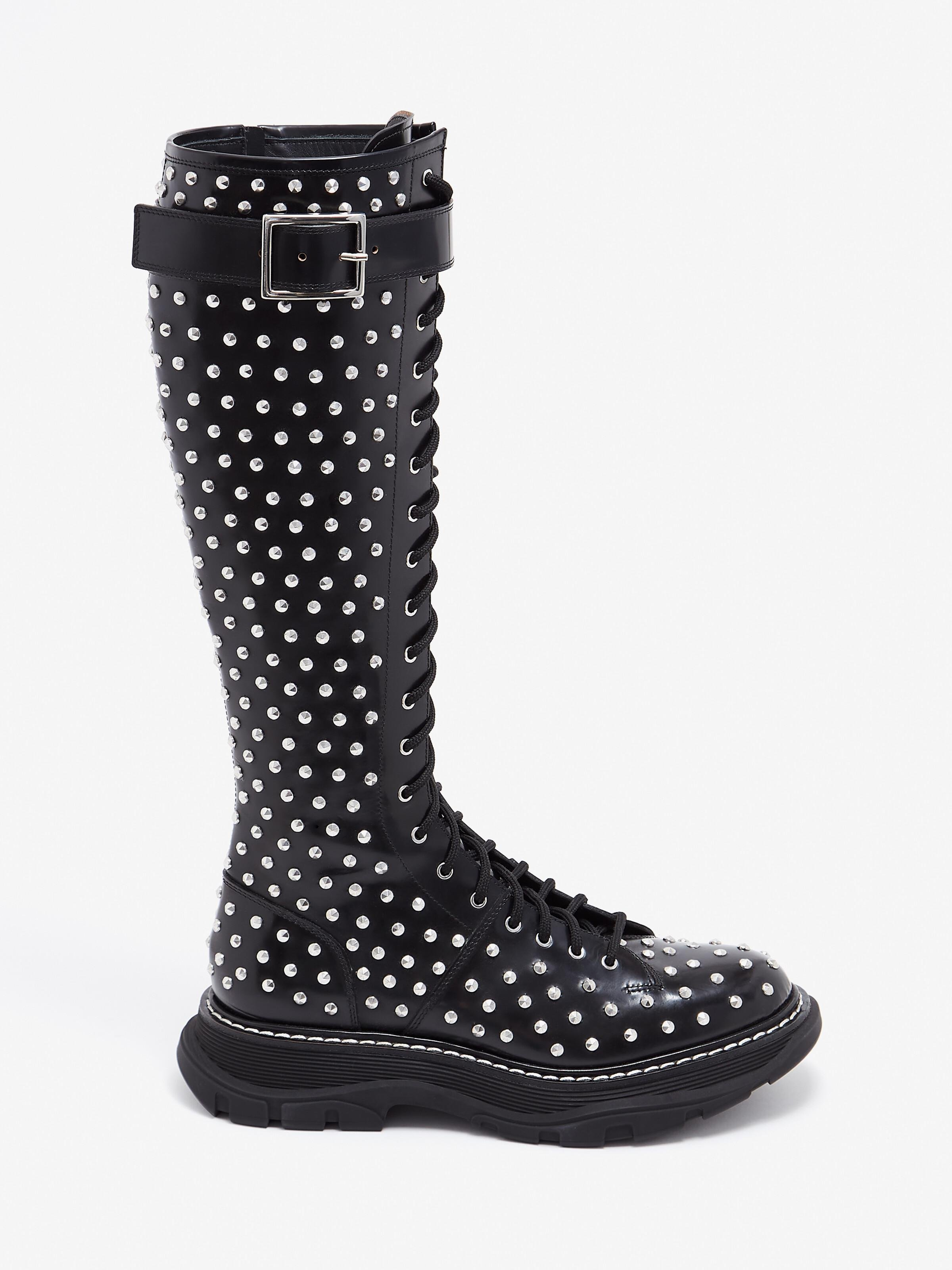 Tread Lace Up Boot 0