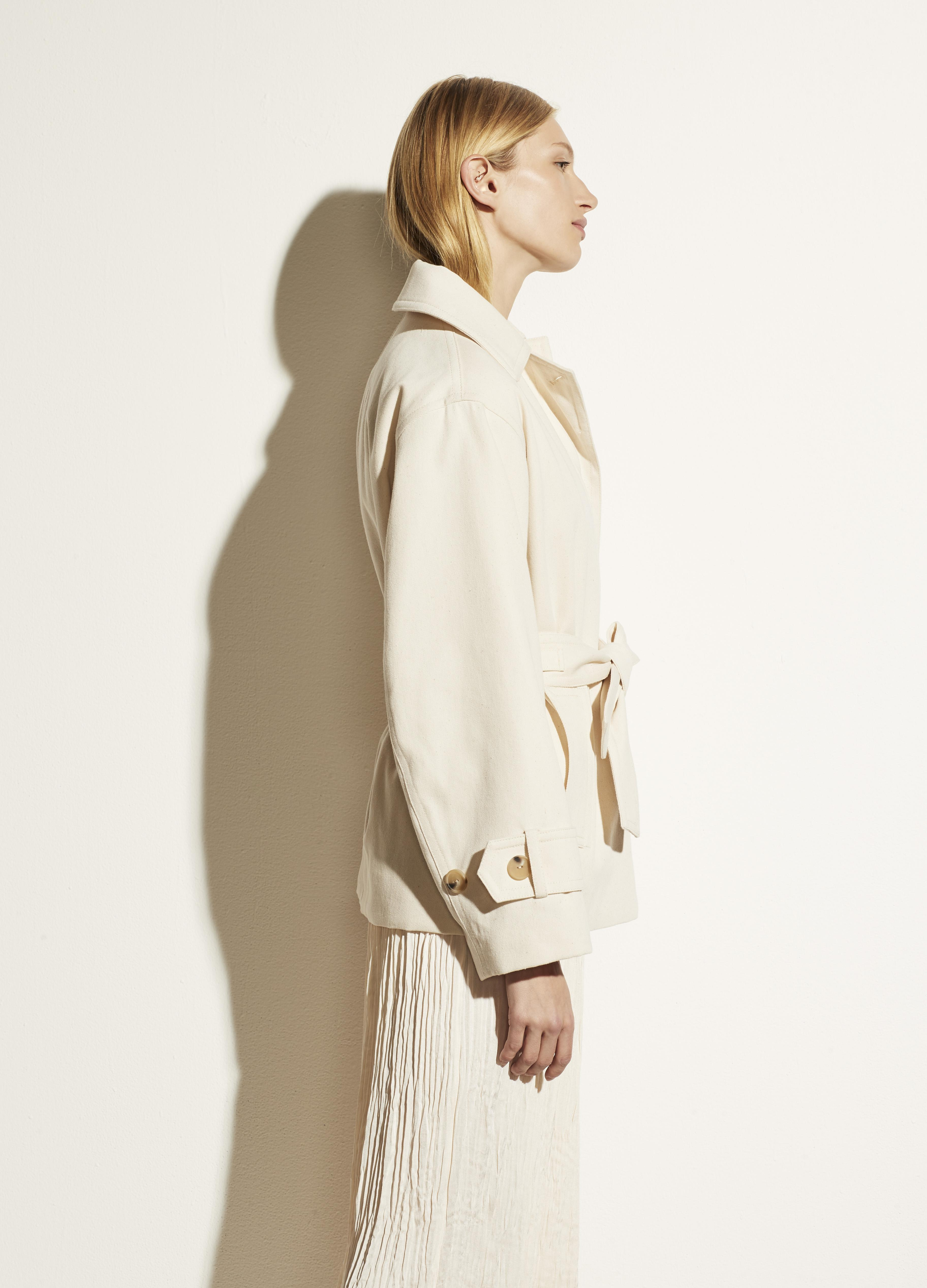 Belted Casual Jacket 2