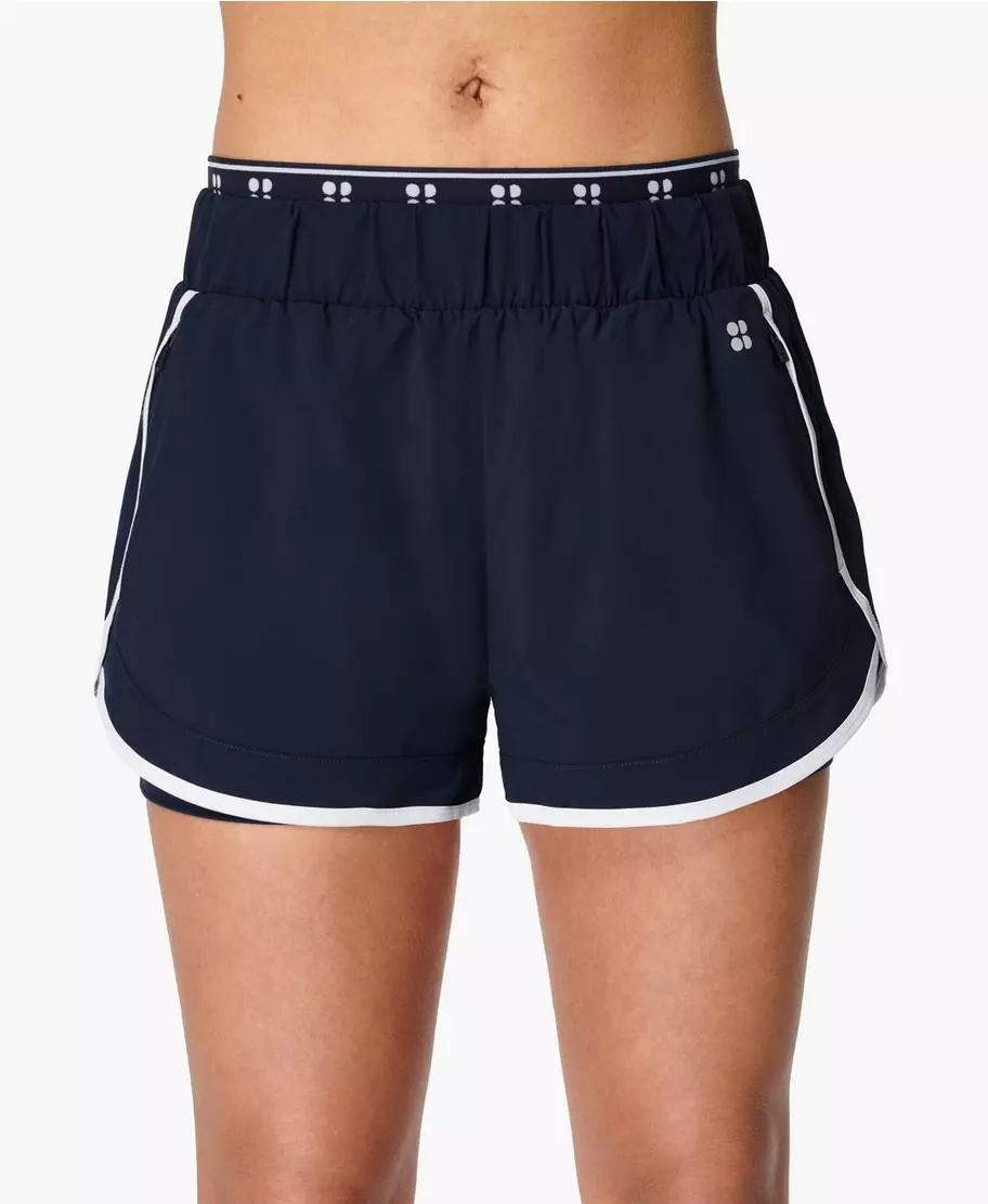 """On Your Marks 4"""" Running Shorts"""