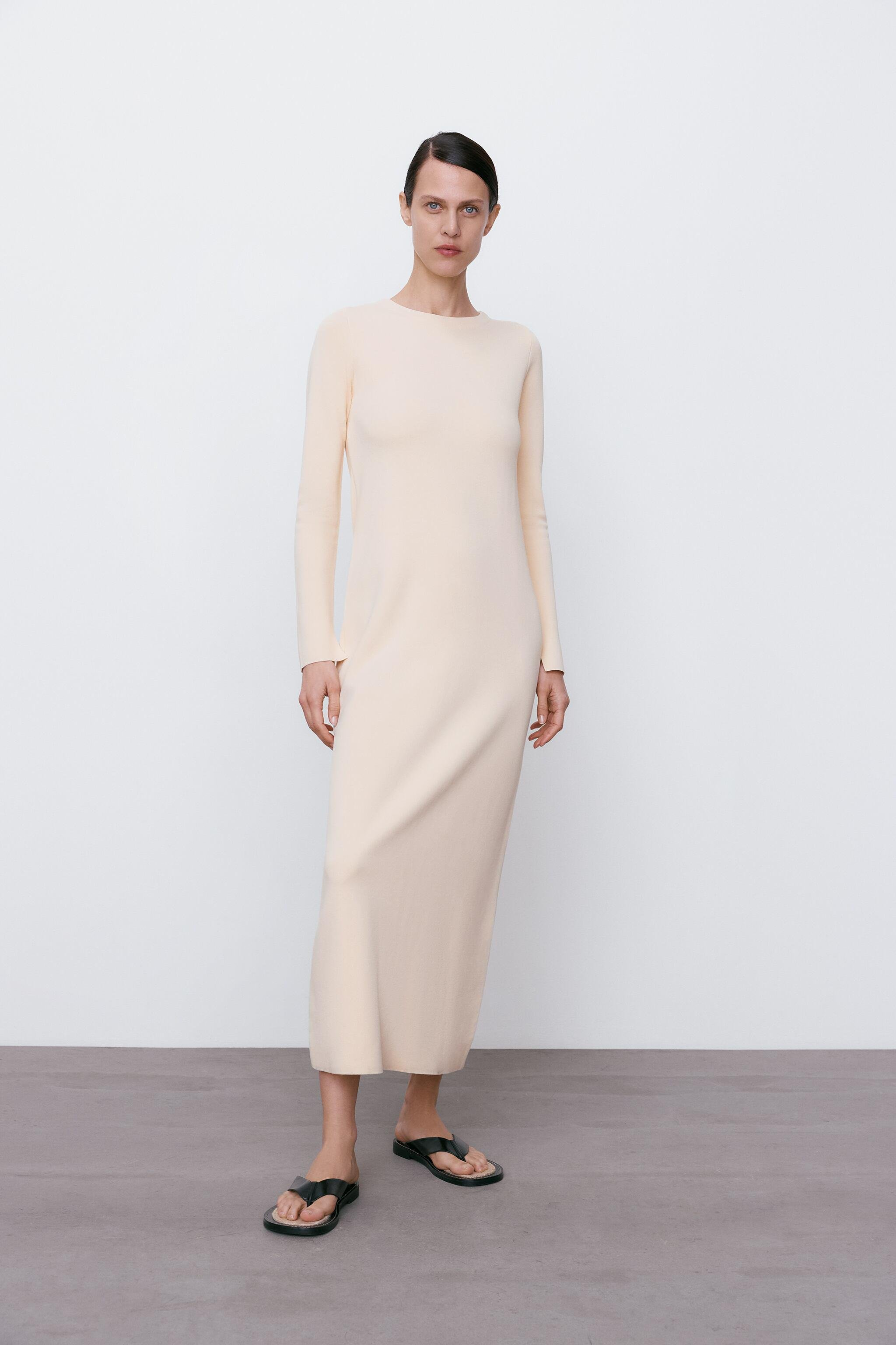 LONG KNIT DRESS LIMITED EDITION