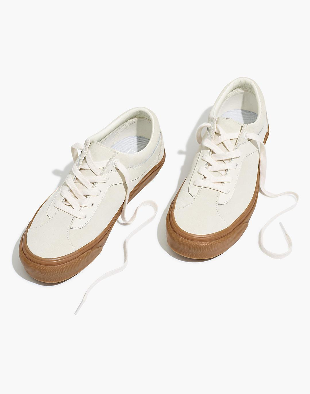Vans® Unisex Bold NI Lace-Up Sneakers in Suede