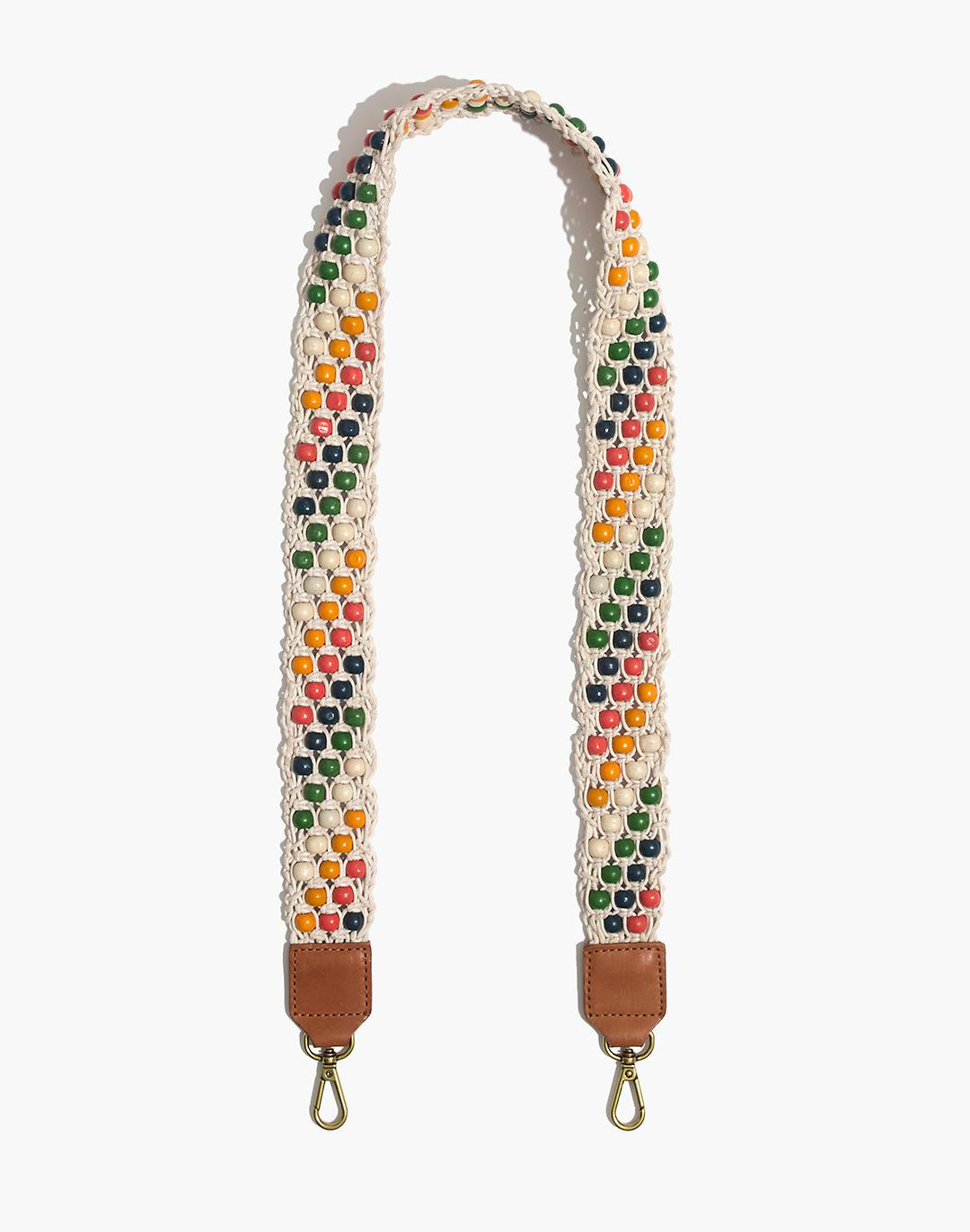 The Shoulder Strap: Beaded Edition