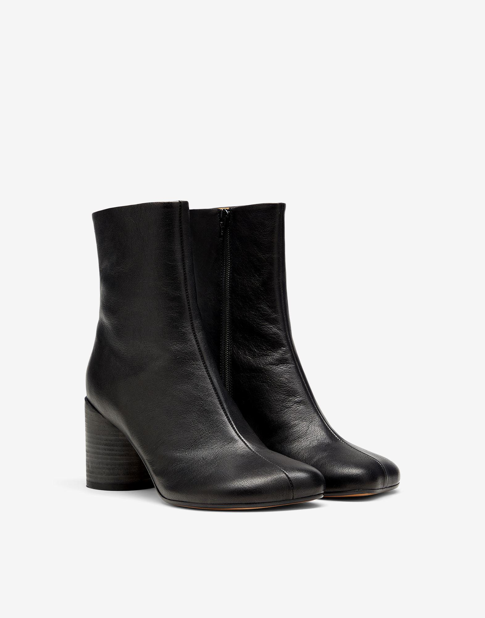 Anatomic ankle boots 1