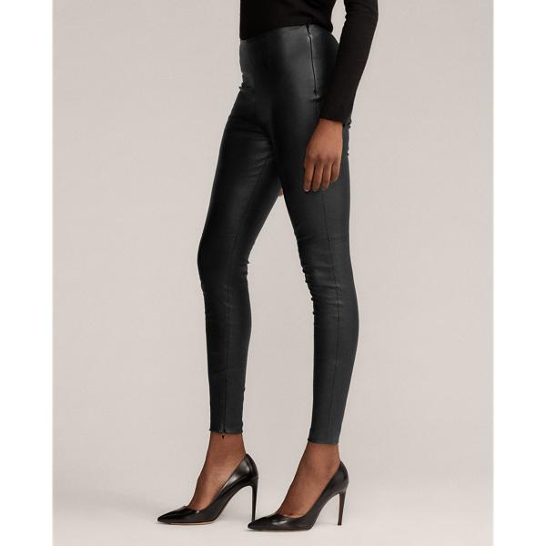 Eleanora Stretch Leather Pant 1