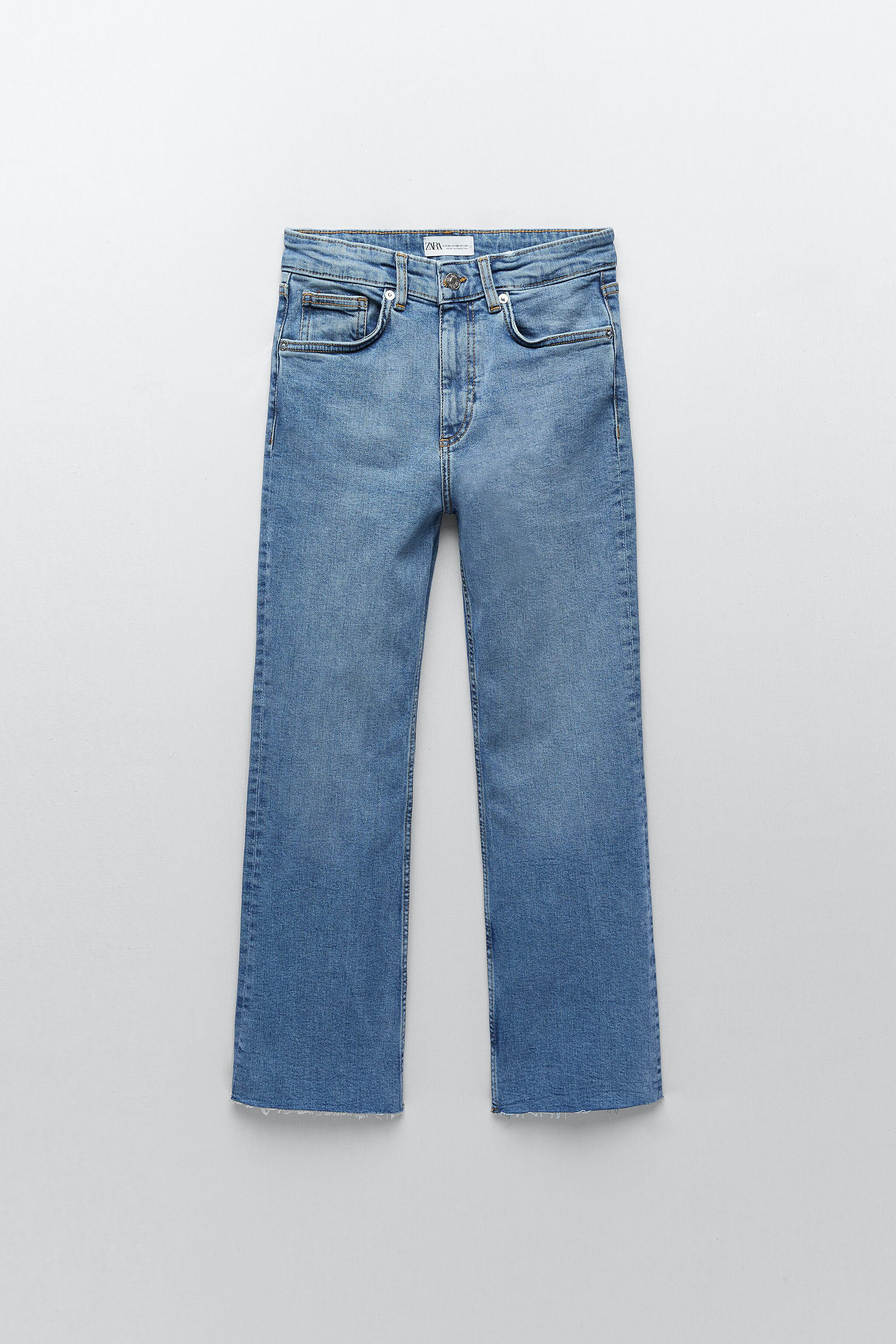 CROPPED FLARE JEANS 5