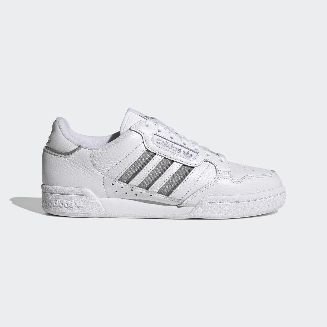 Continental 80 Stripes Shoes White 6