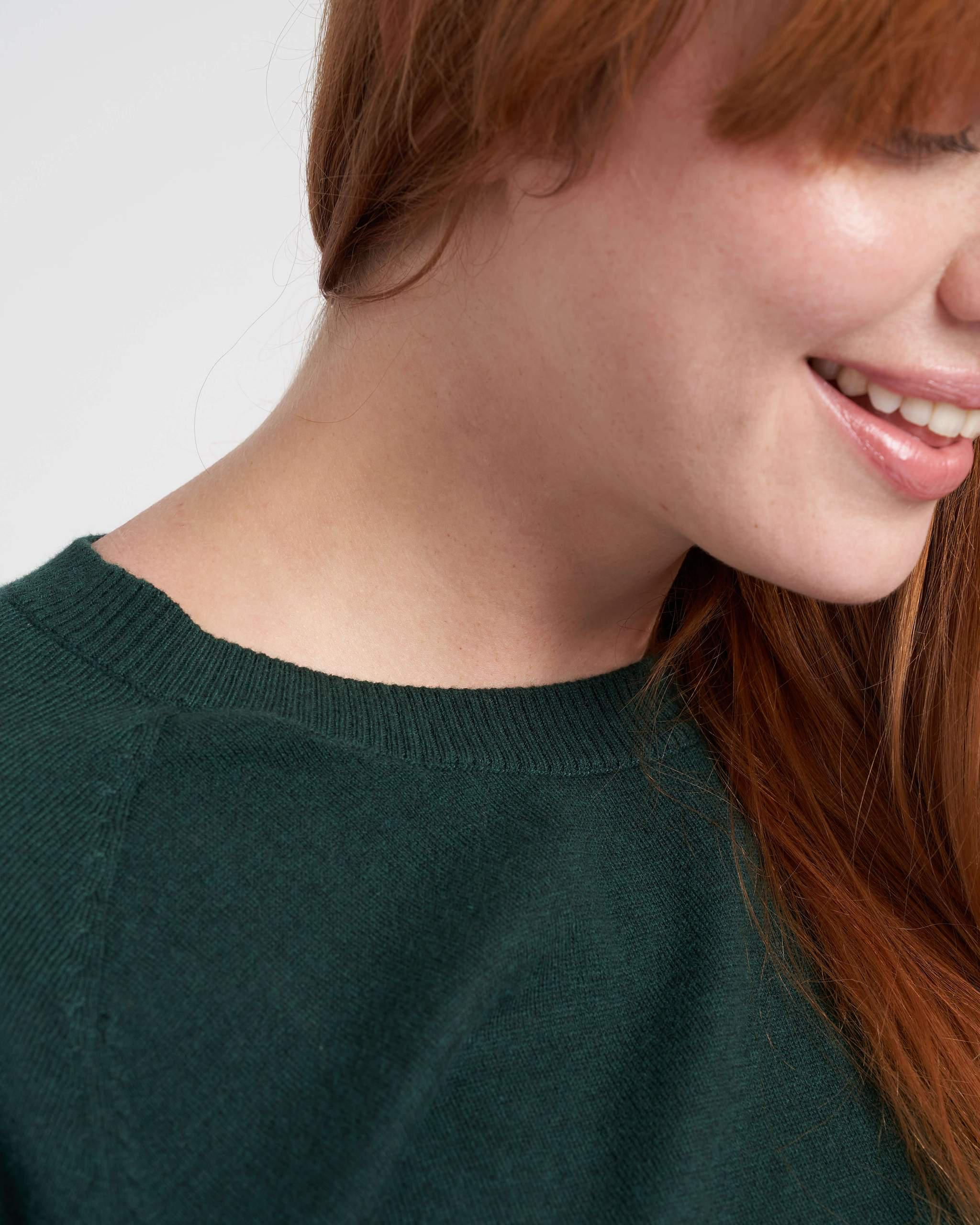 Eco Relaxed Core Sweater 6
