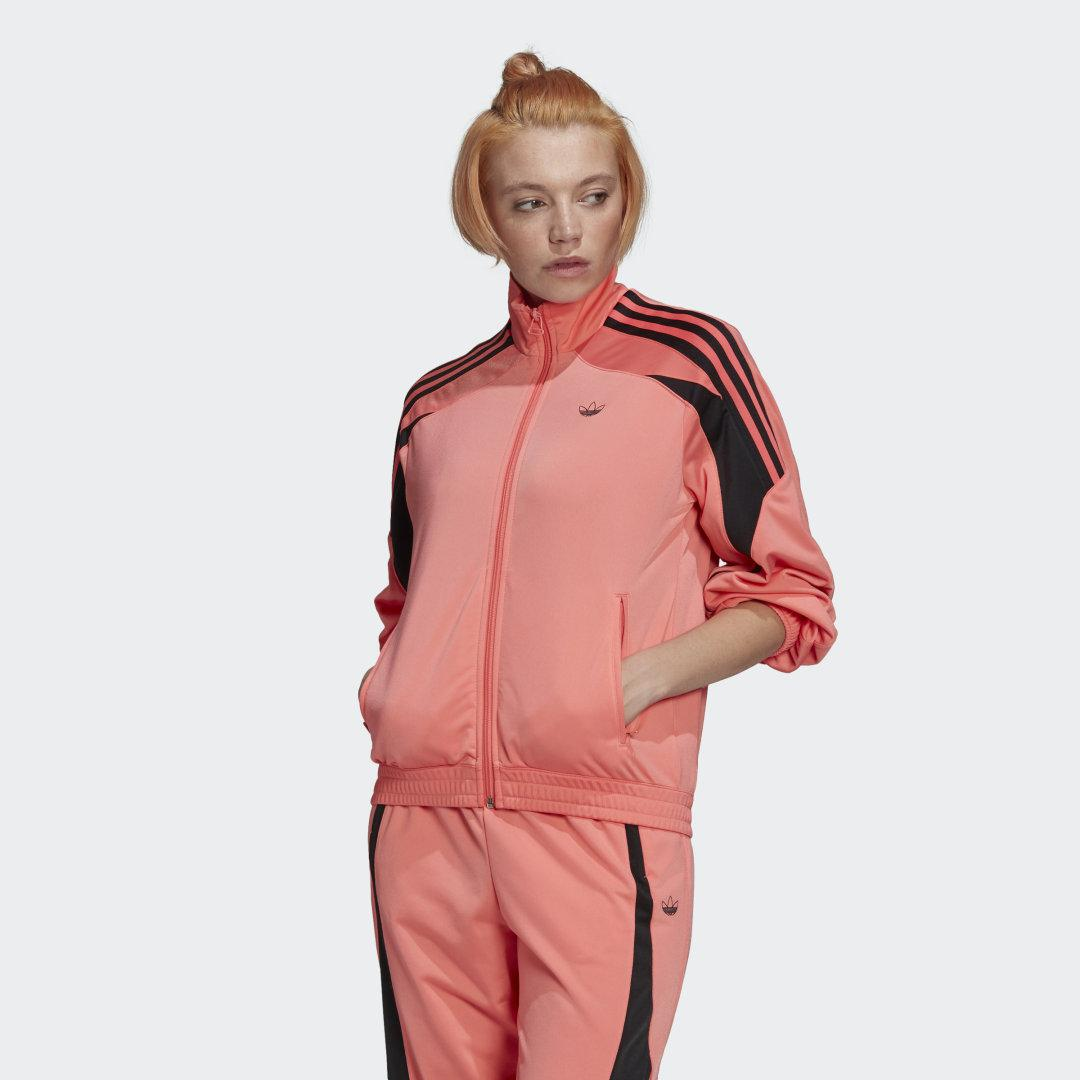 Track Top Red S - Womens Originals Jackets