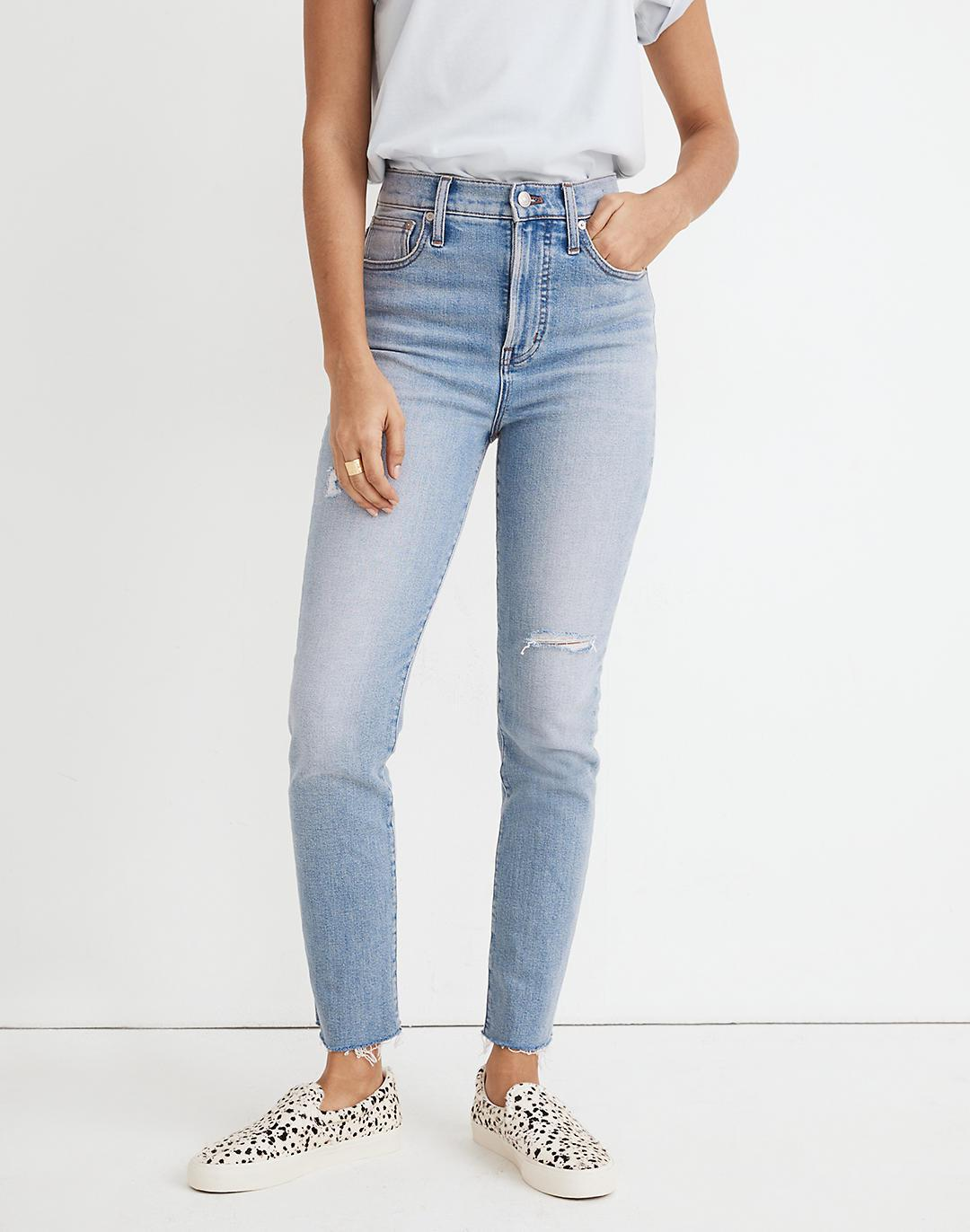 The Tall Perfect Vintage Jean in Coffey Wash: Worn-In Edition 3