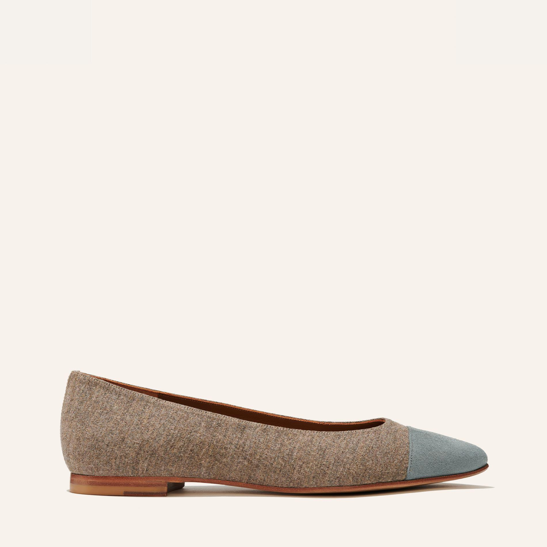 The Pointe - Taupe Captoe