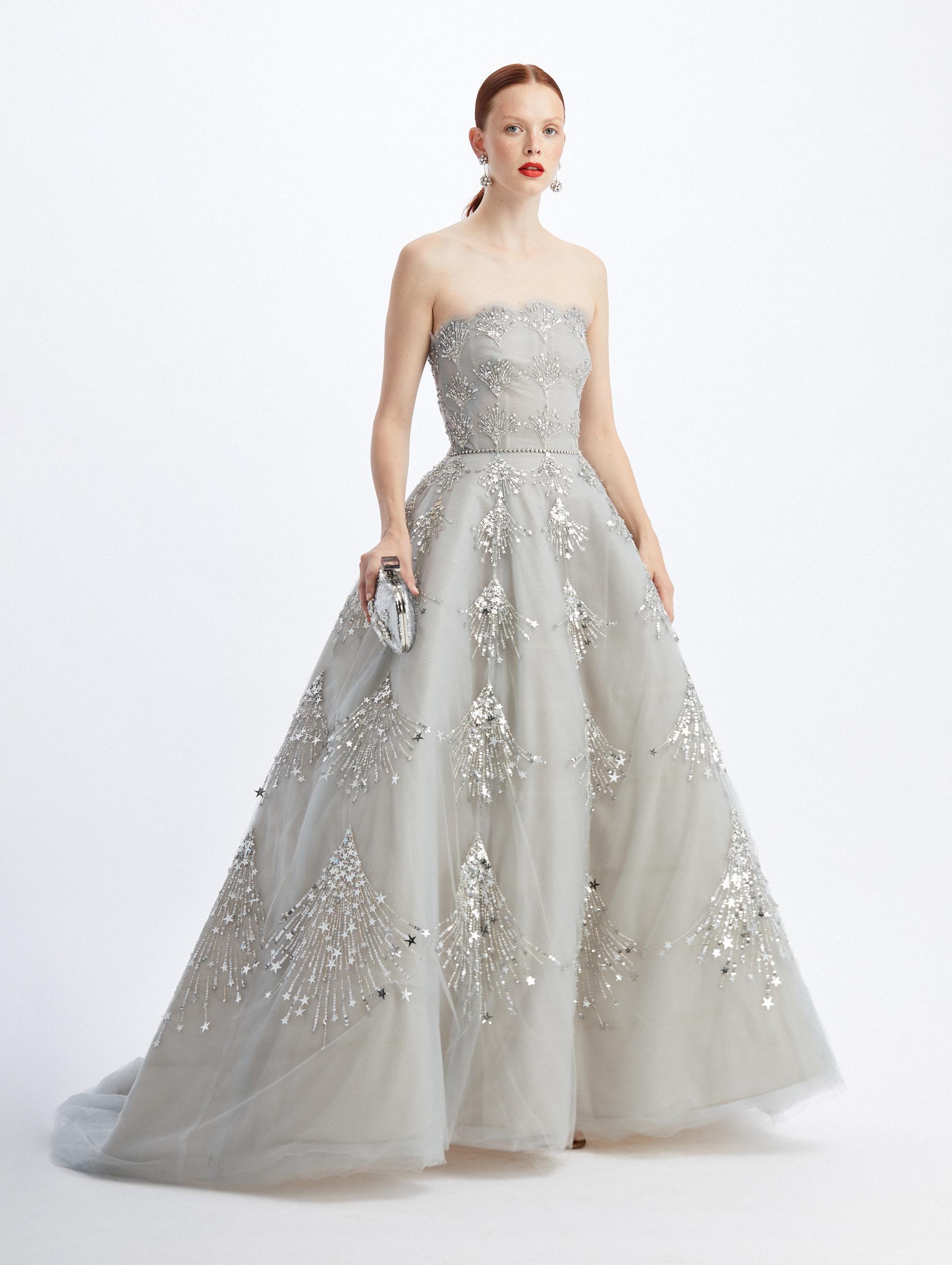 CELESTIAL EMBROIDERED BALL GOWN 3