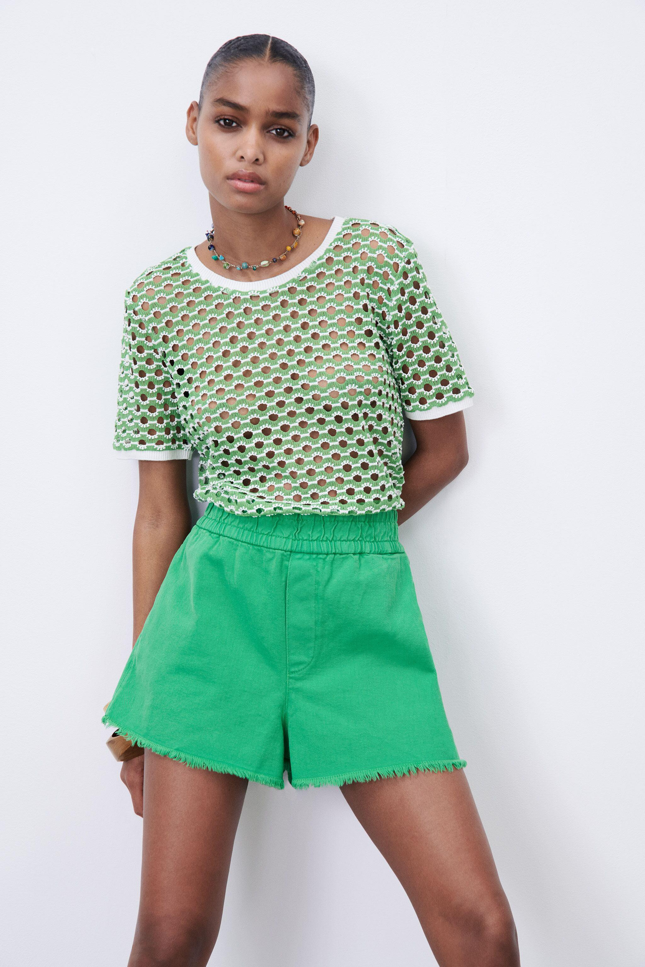 SOLID COLOR SHORTS 1