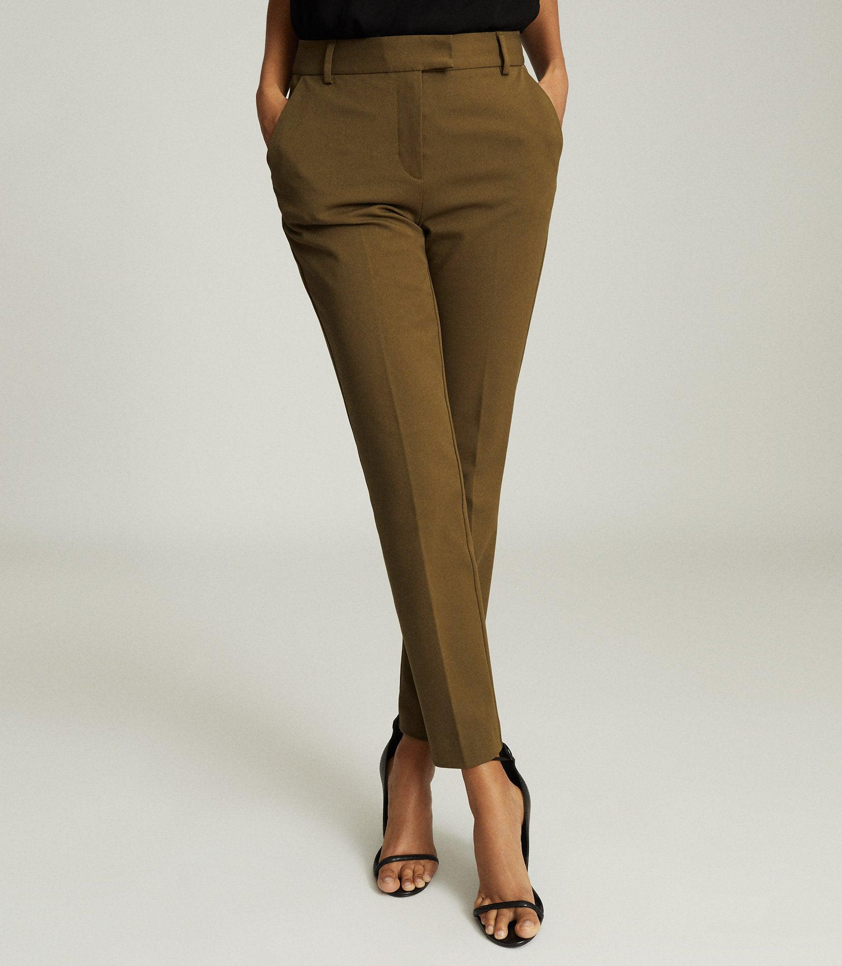 JOANNE - SLIM FIT TAILORED TROUSERS 2