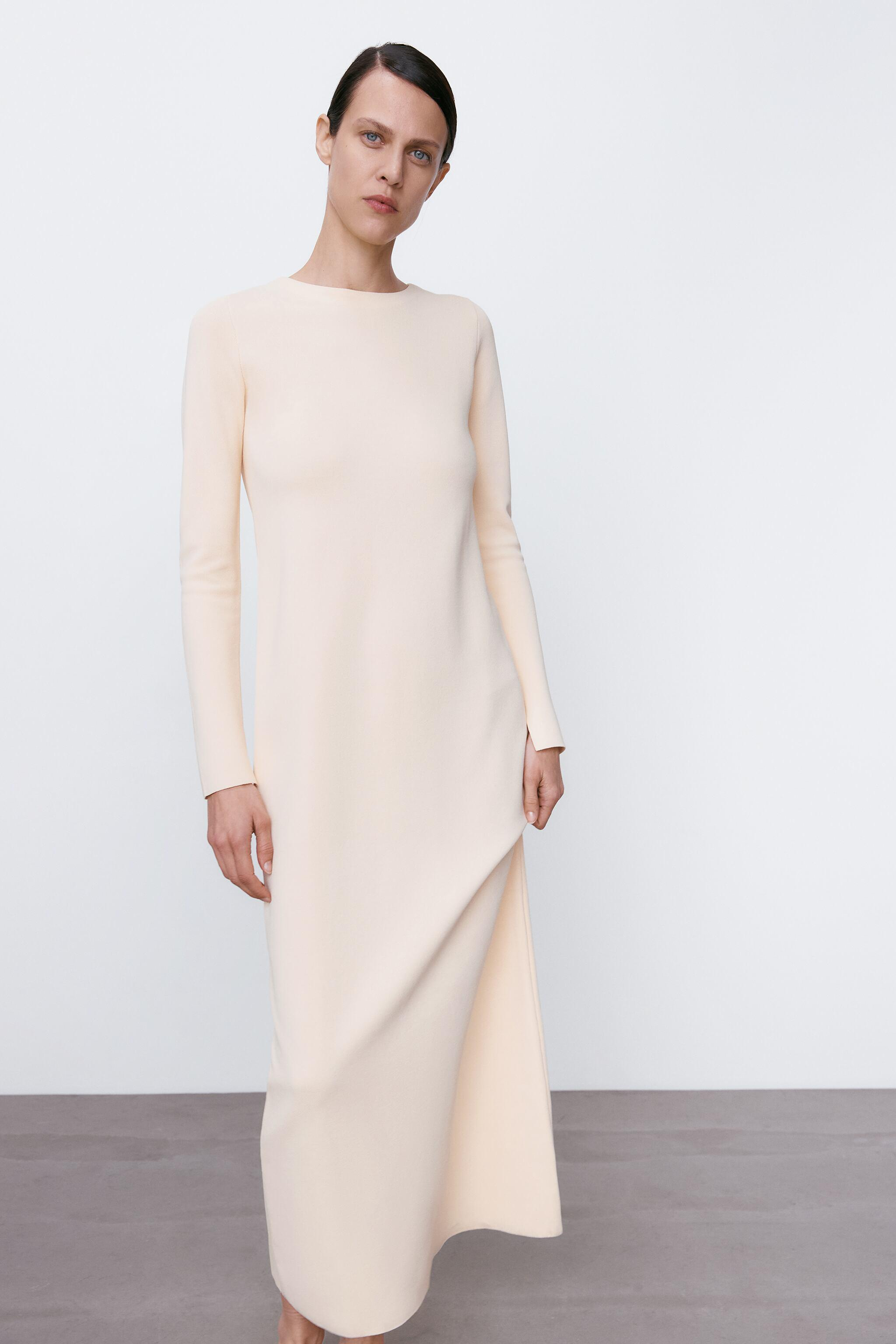 LONG KNIT DRESS LIMITED EDITION 1